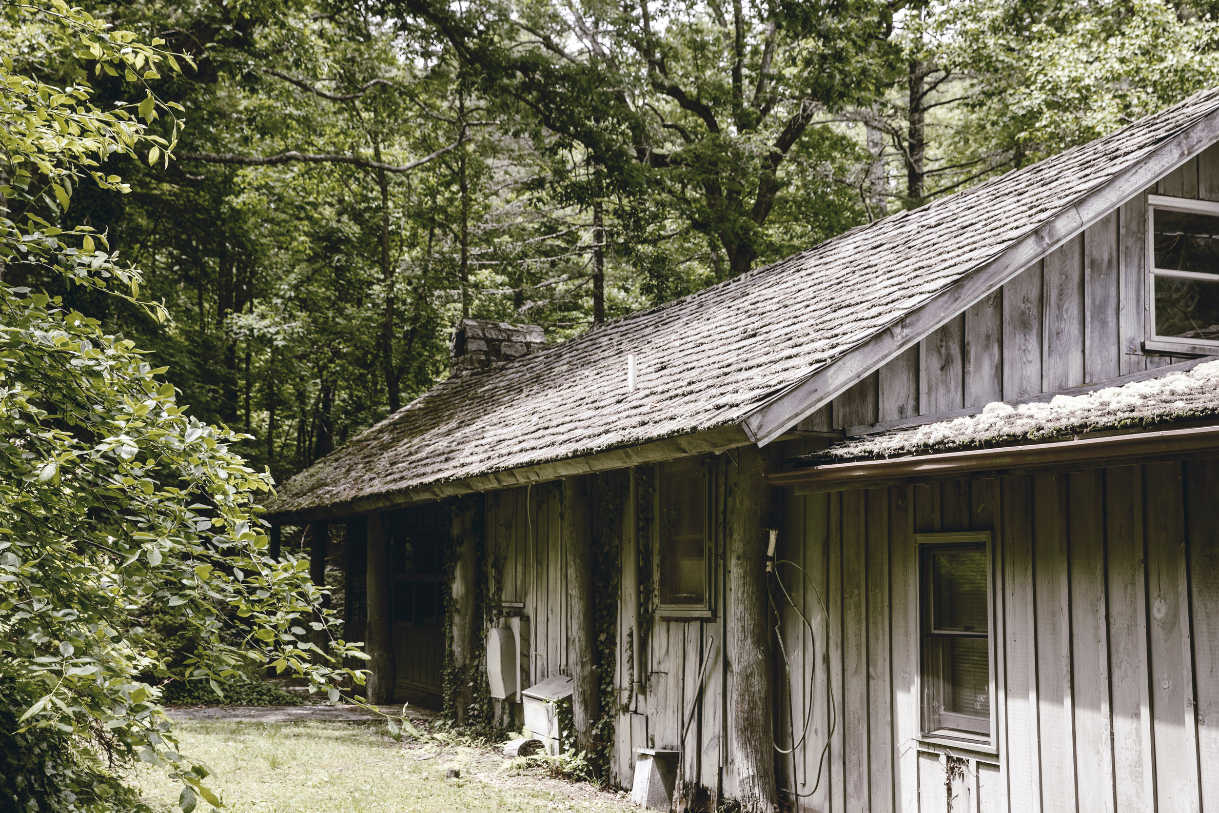 old wood shop at high Hampton inn / heirloomed