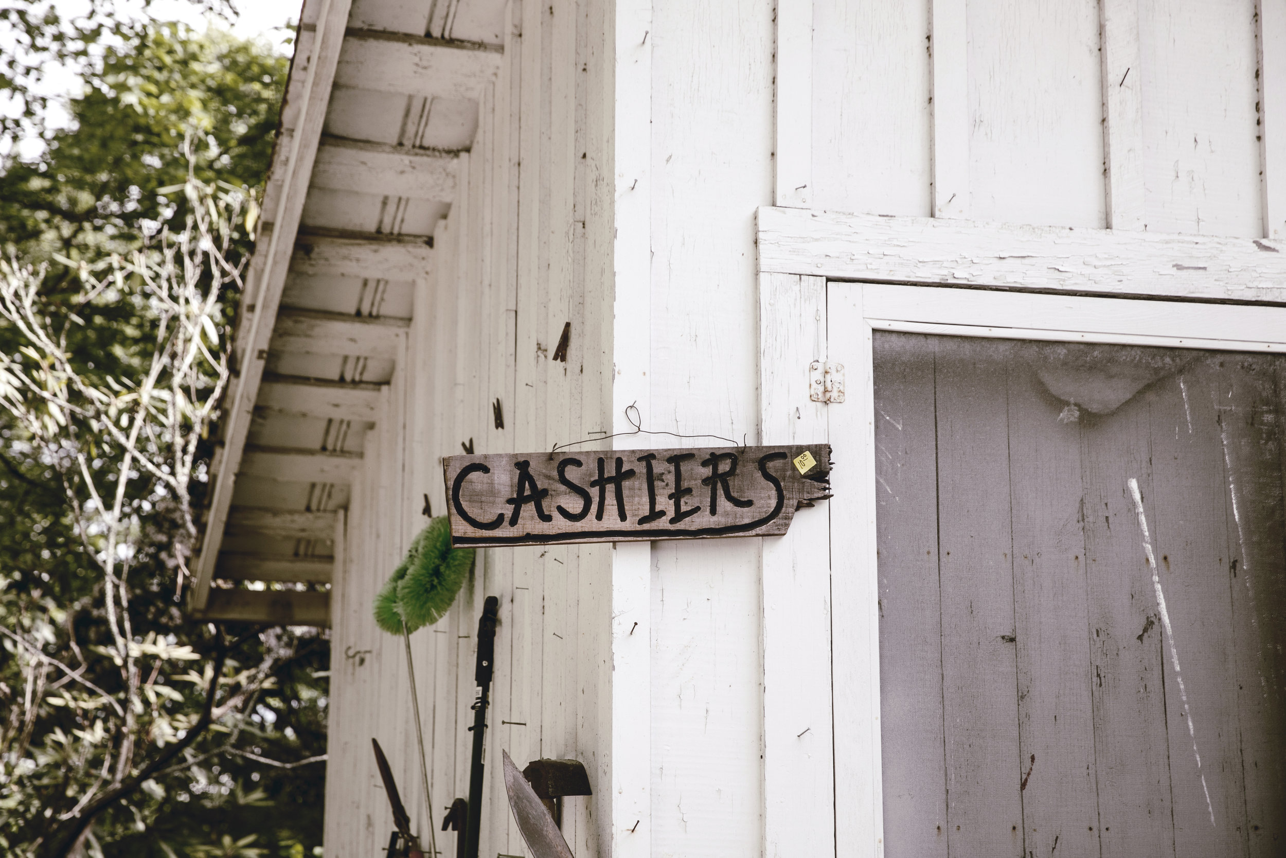 Cashiers NC / heirloomed