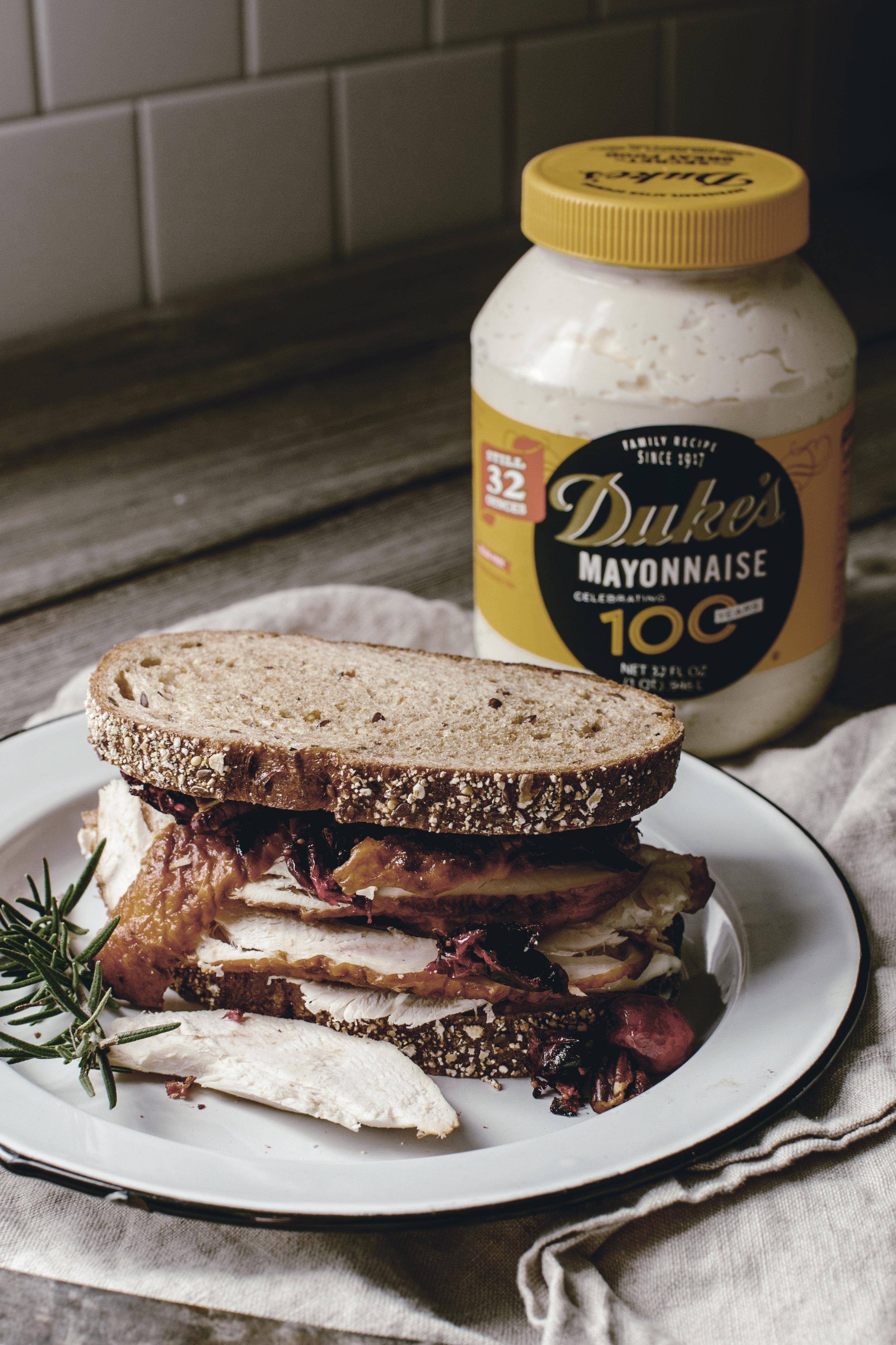 turkey sandwich day after thanksgiving