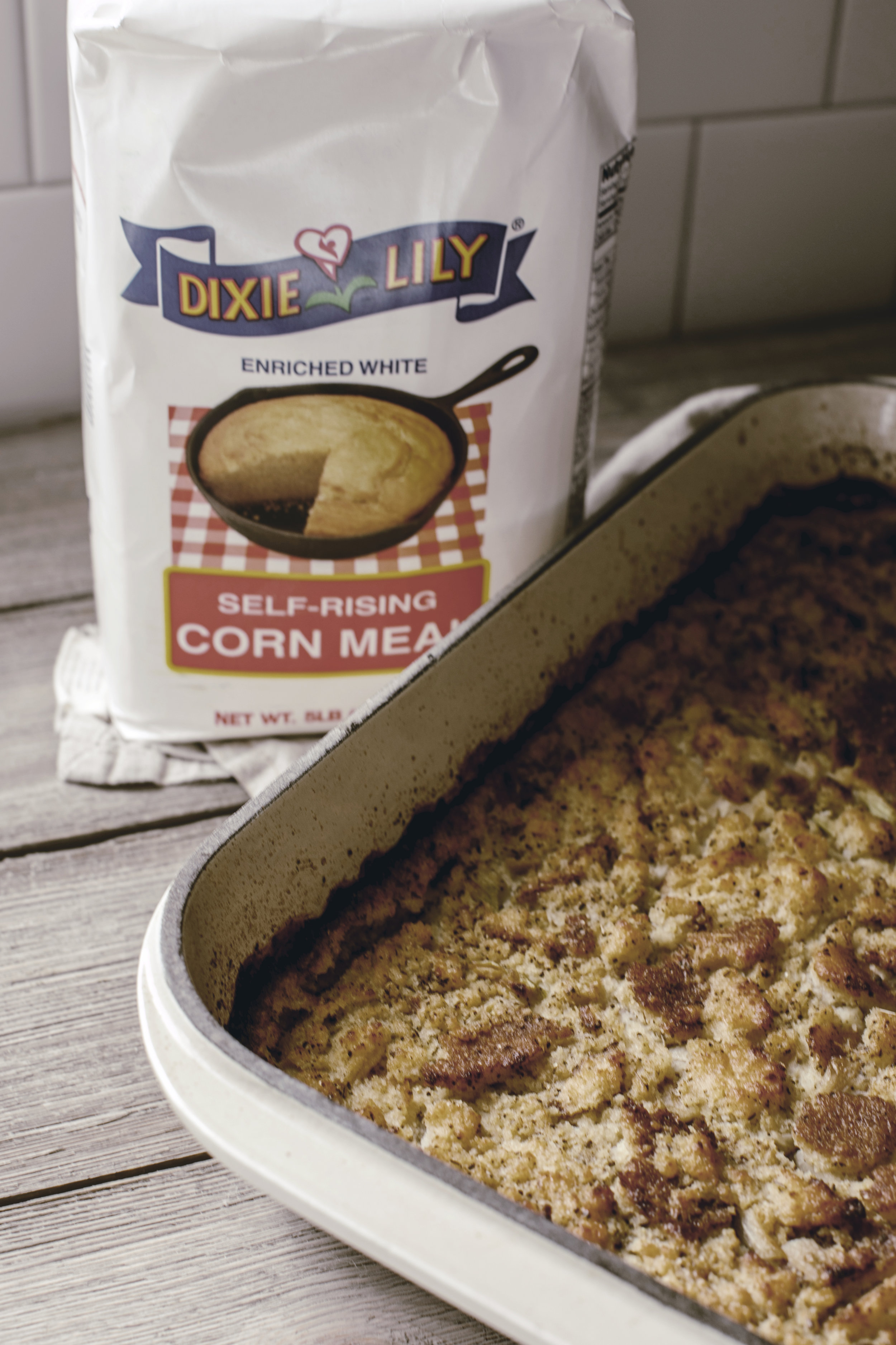 dixie lily cornbread dressing heirloomed