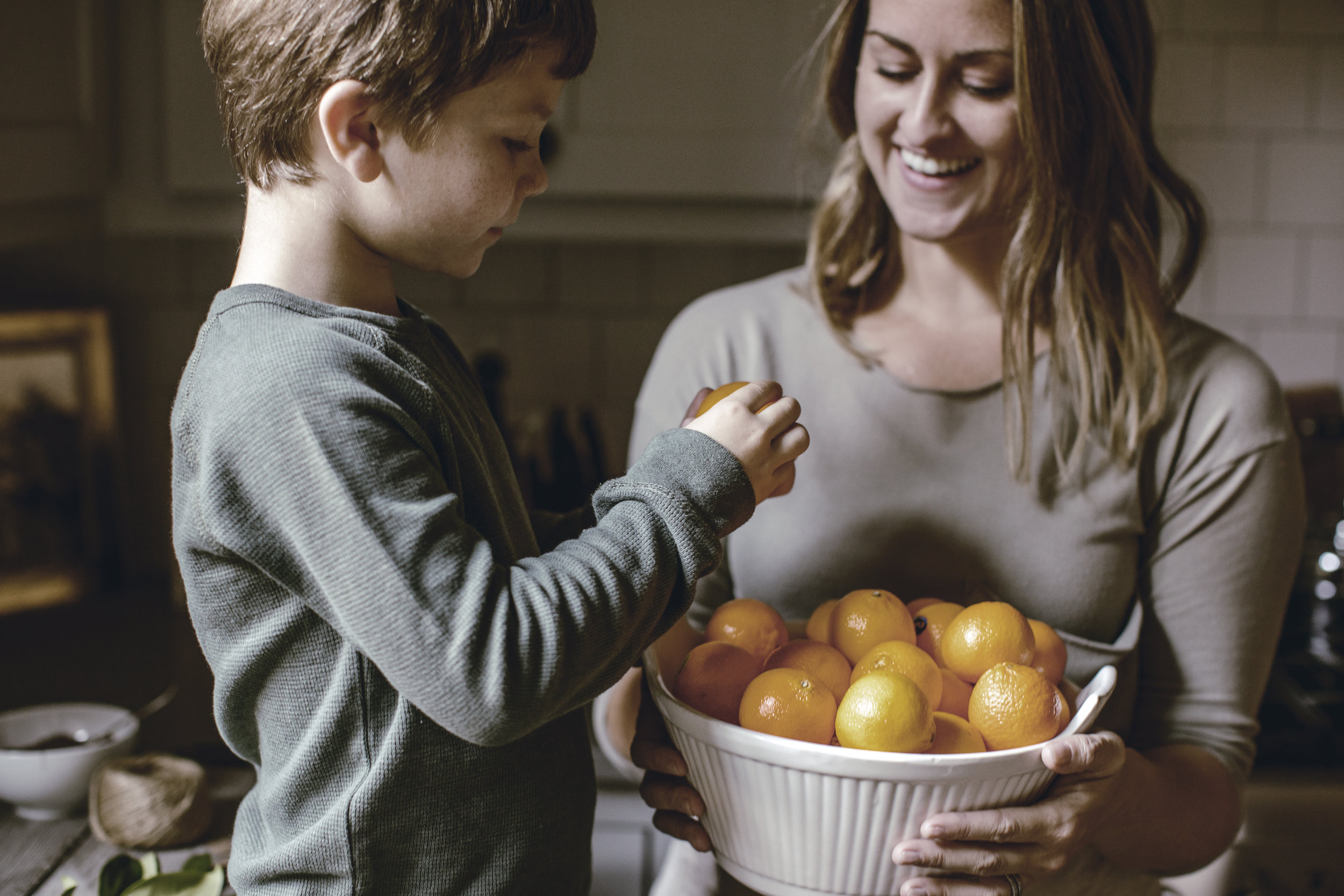 generations in the kitchen / heirloomed