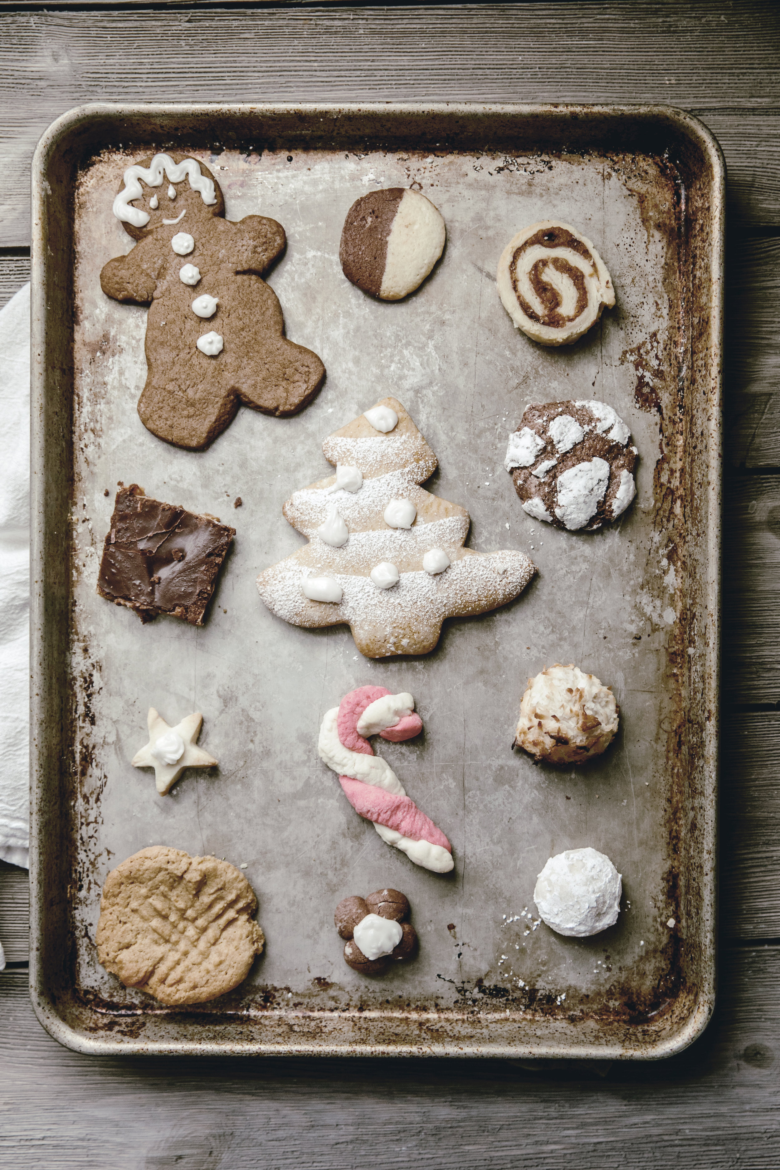 12 days of Christmas cookies / heirloomed
