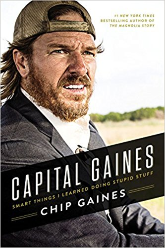 capital gaines by chip gaines / heirloomed