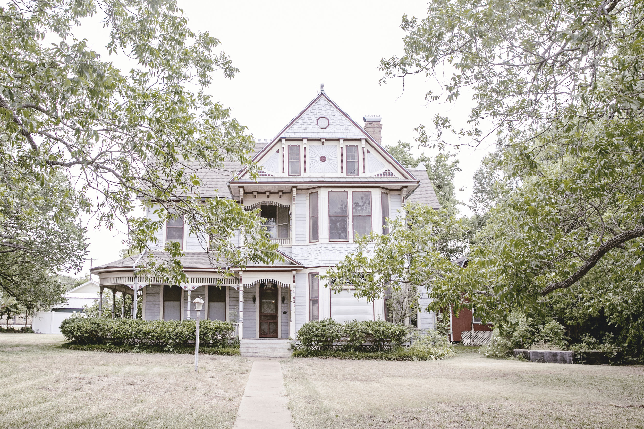 historic home McGregor texas / heirloomed travel
