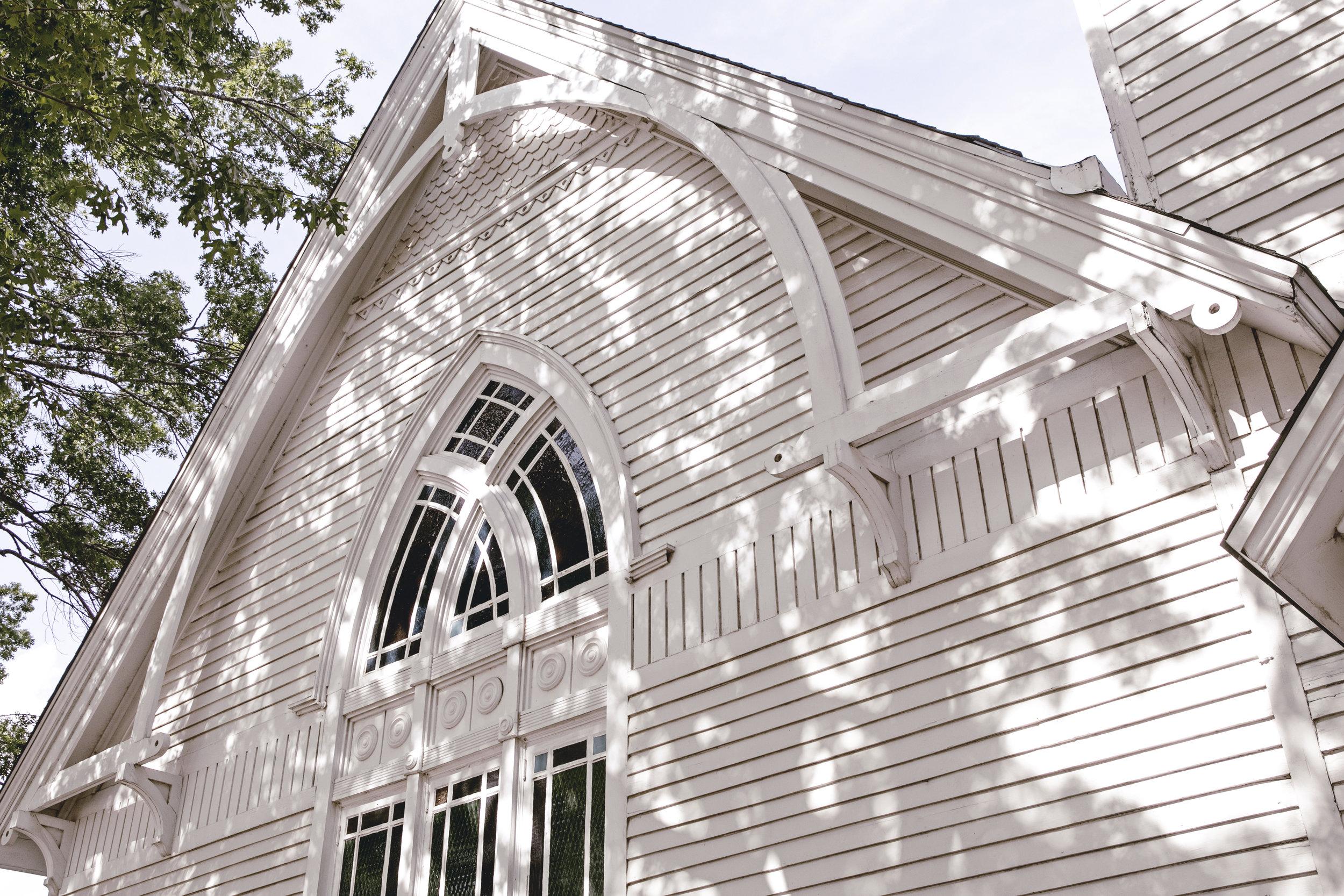 Lorena texas church / heirloomed travel