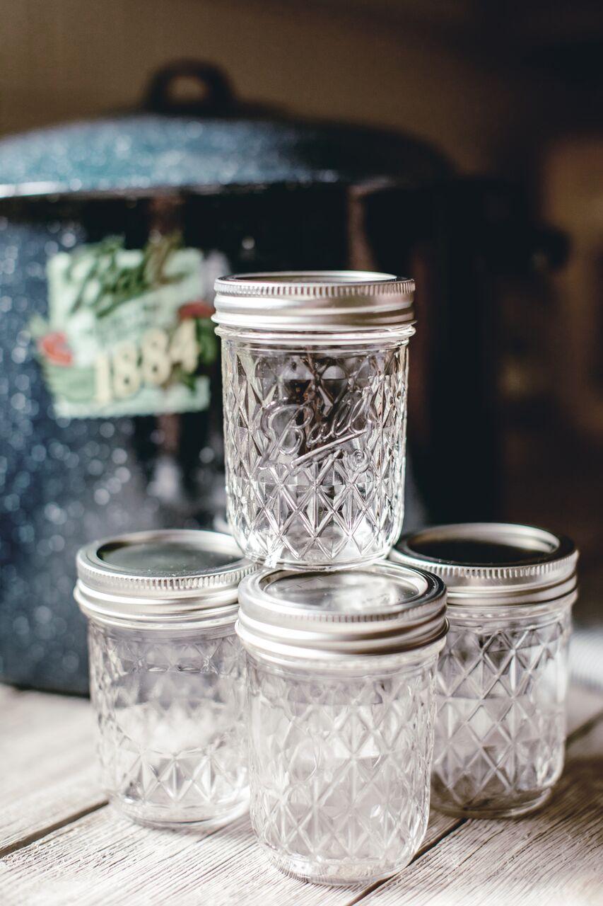 Ball Mason Jars Canning