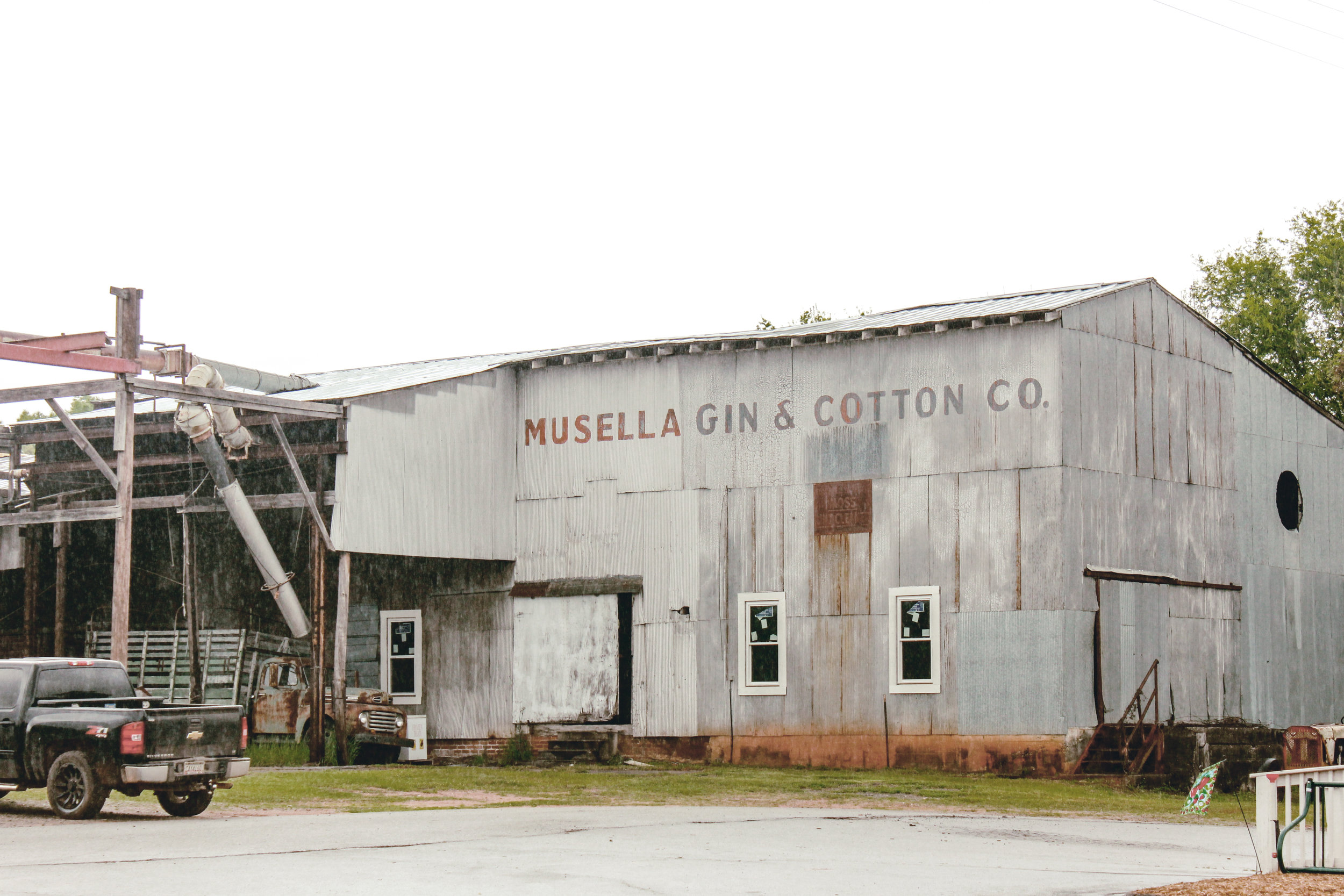 musella gin and cotton co / heirloomed travel