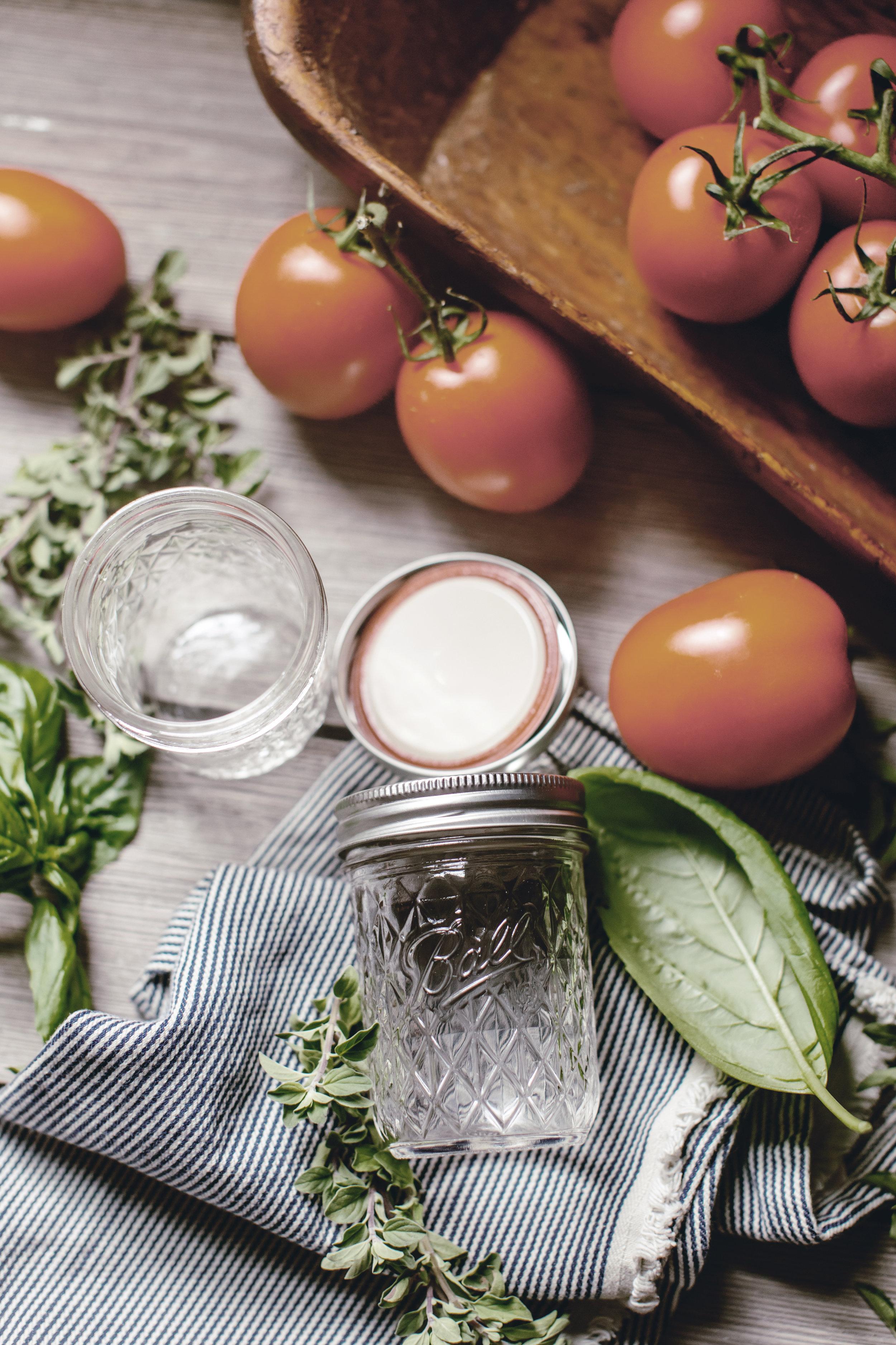 Roasted tomato sauce / heirloomed