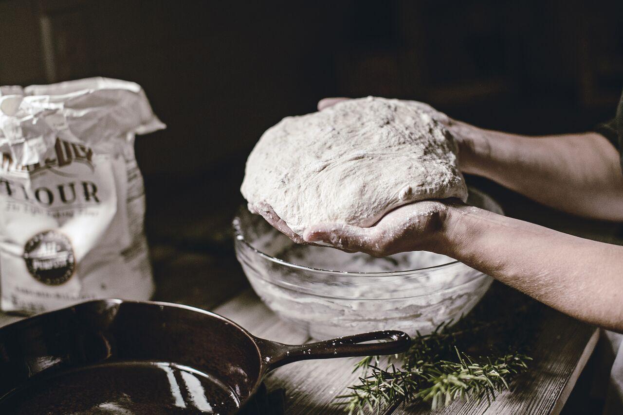Fresh Bread / heirloomed