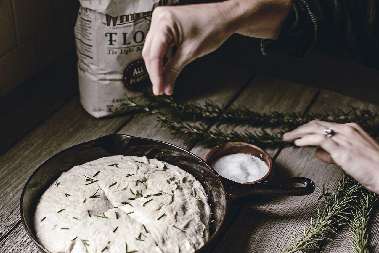 warm bread / heirloomed