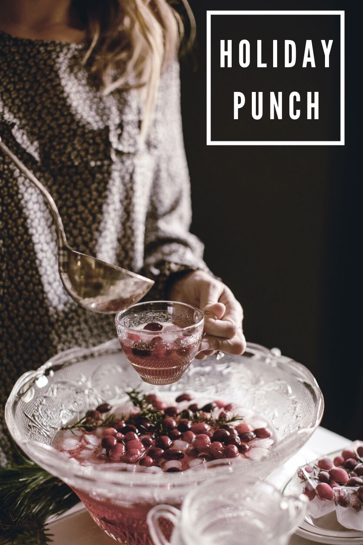 holiday punch / heirloomed