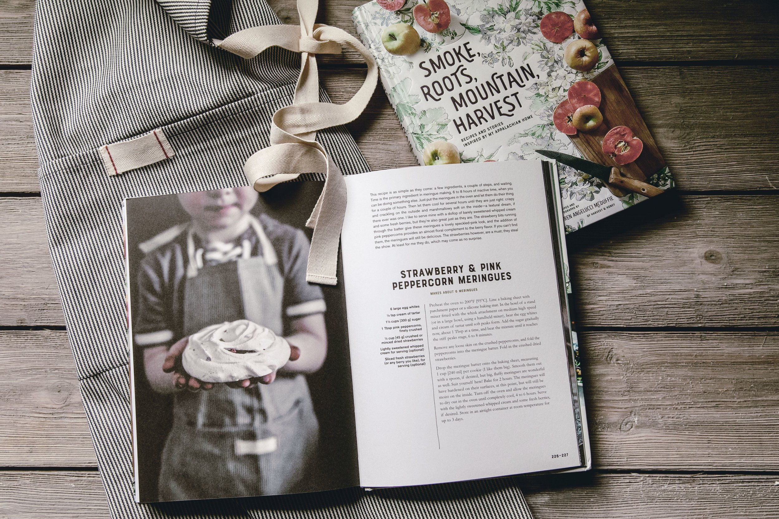 Cookbook Giveaway by heirloomed