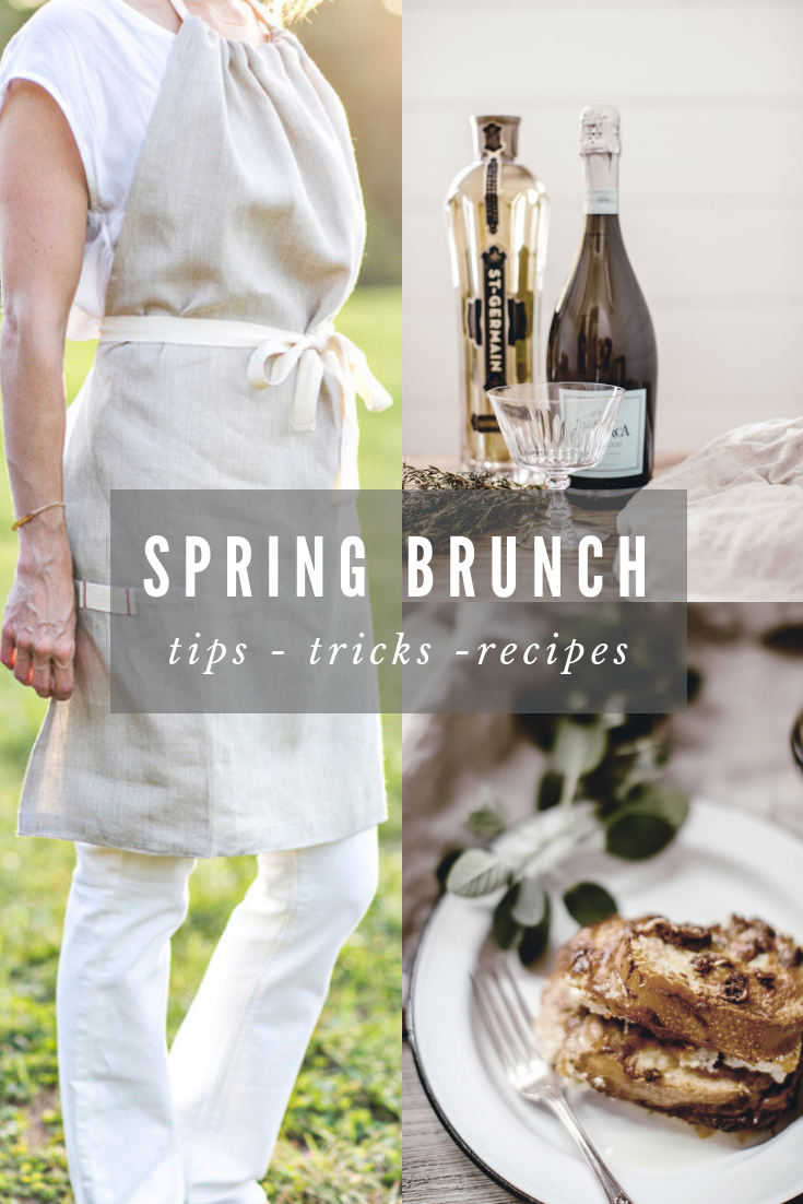 Hosting Spring Brunch by heirloomed