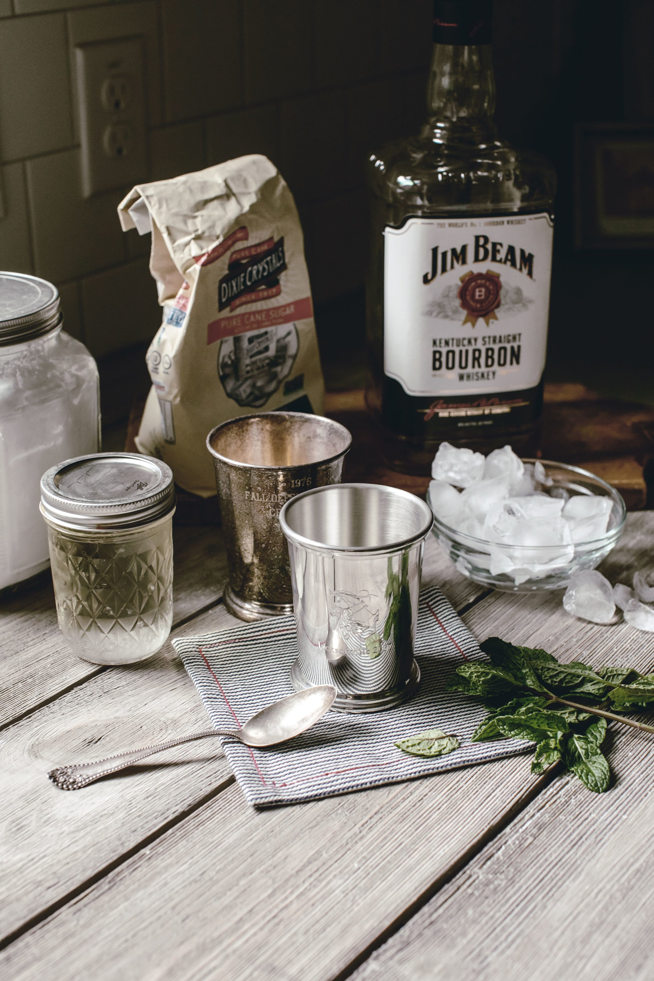 Mint Julep Recipe by heirloomed