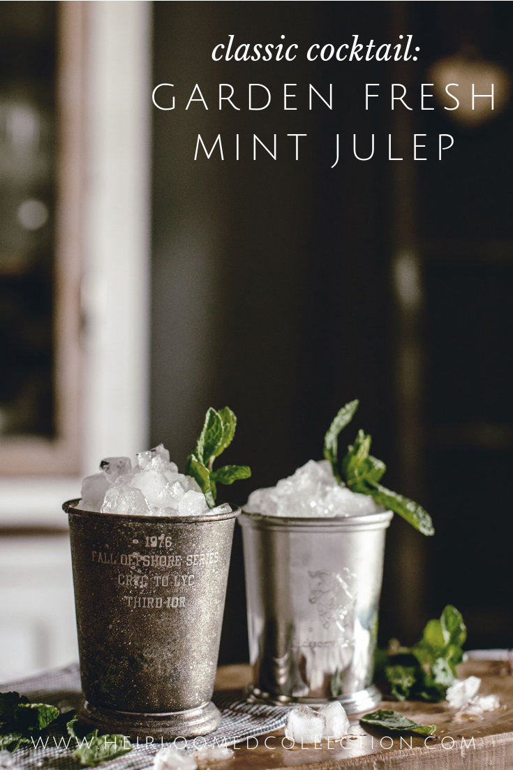 Mint Julep by heirloomed