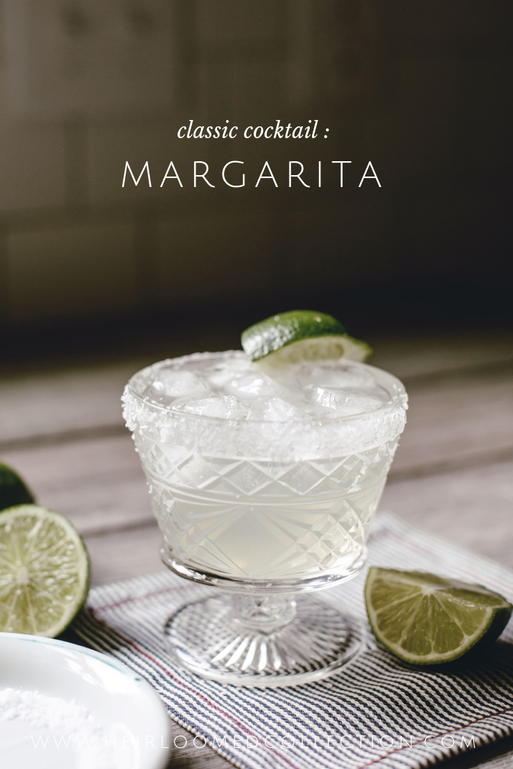 Classic Margarita by heirloomed