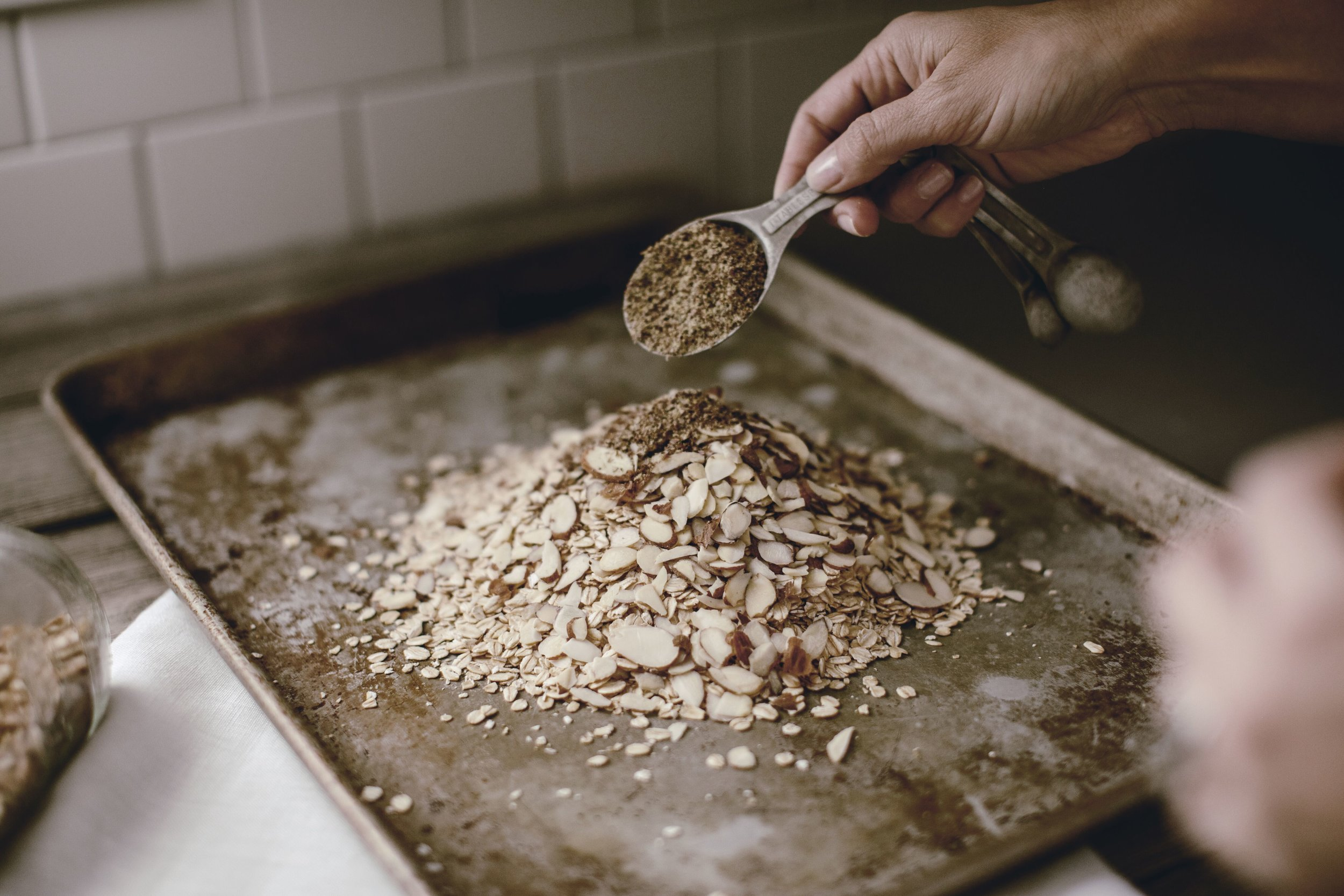 Granola Recipe by heirloomed