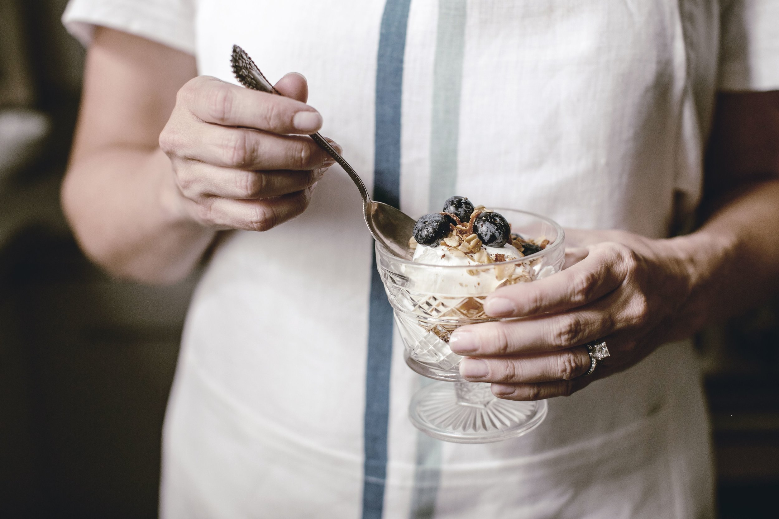 Granola Parfait by heirloomed
