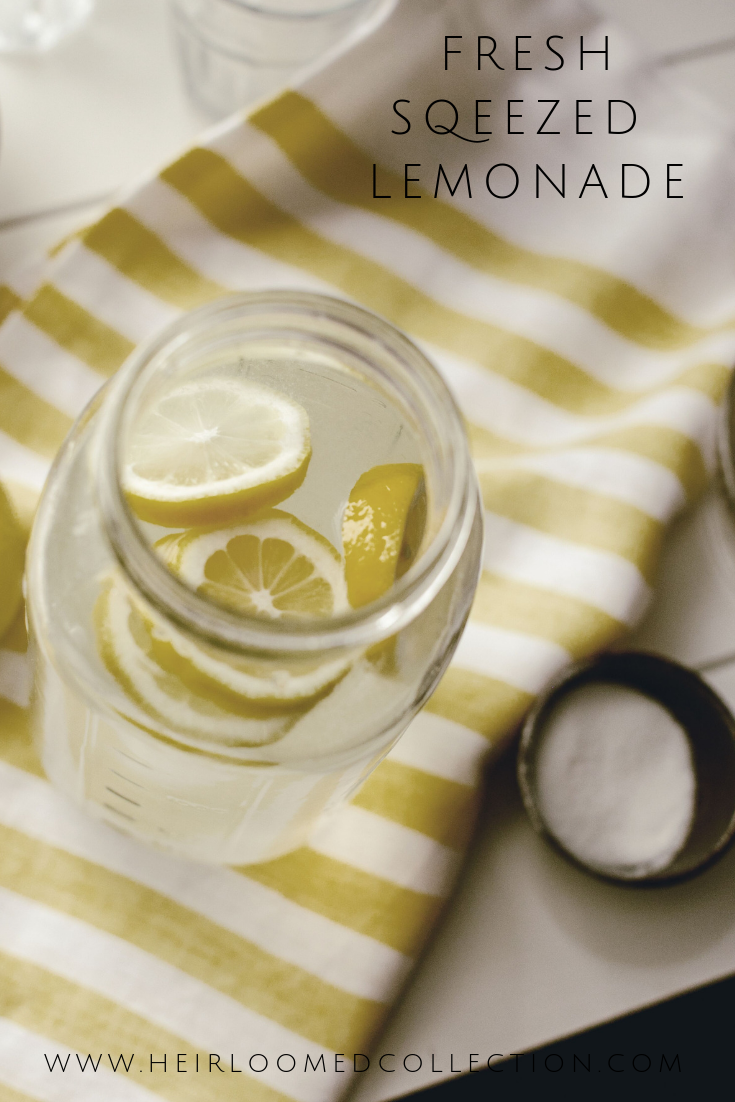 Fresh Squeezed Lemonade by heirloomed
