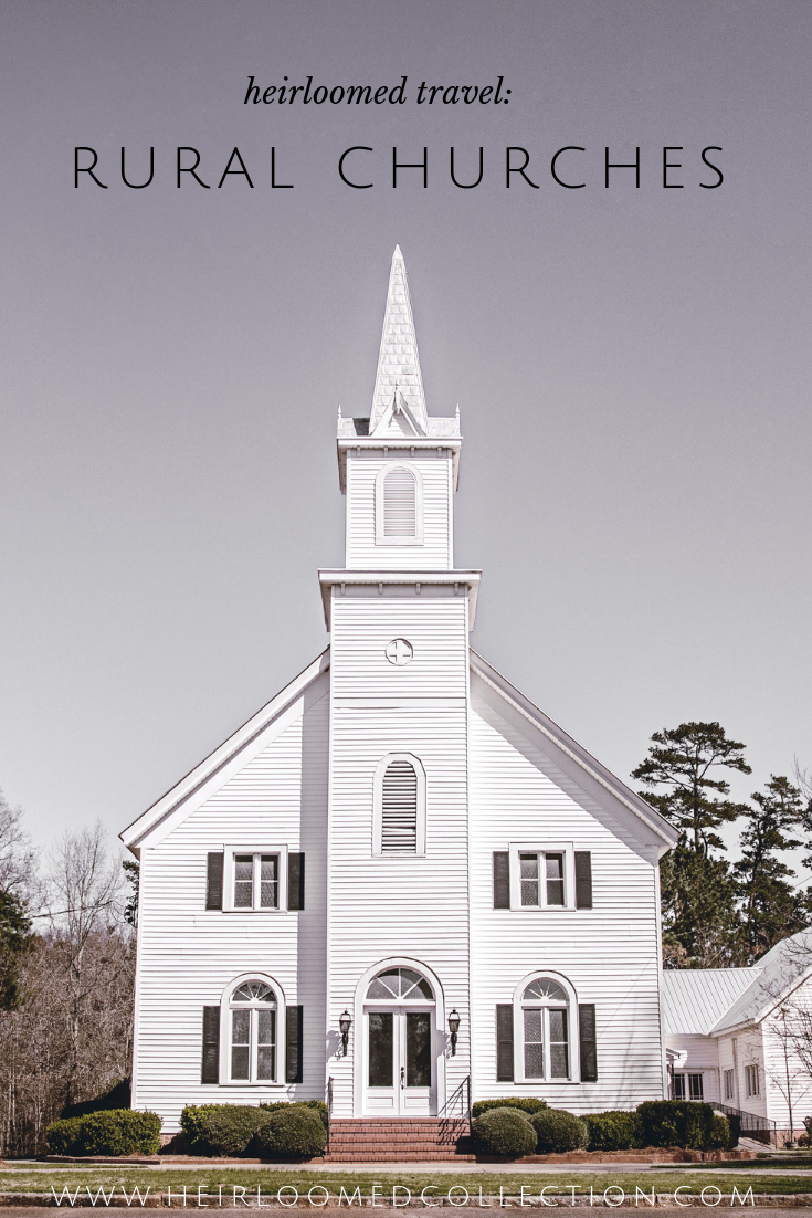 Rural Churches You Must See by heirloomed