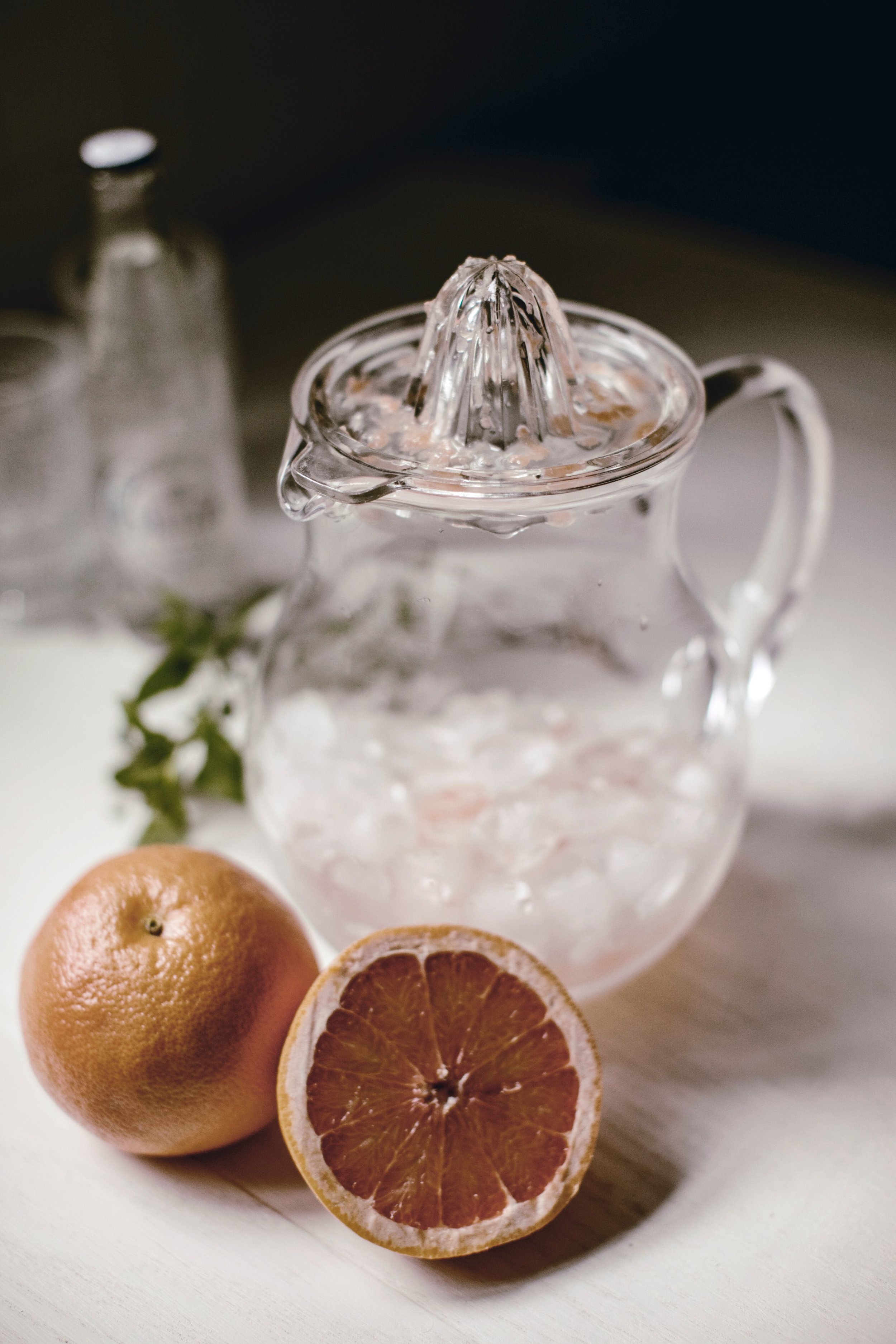 Fresh Grapefruit Juice by heirloomed