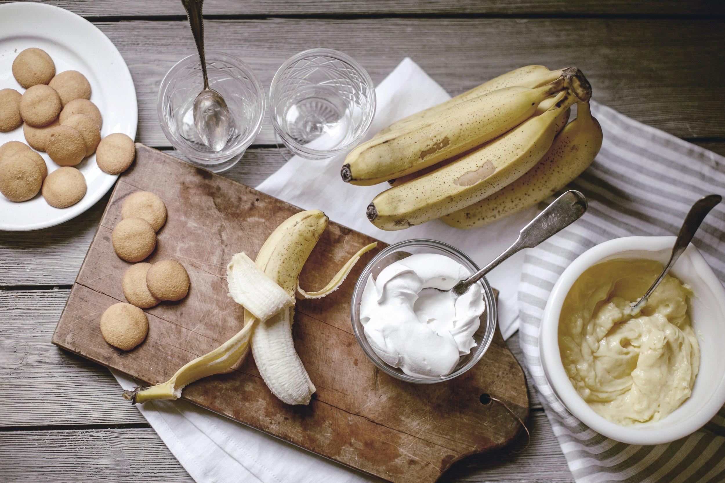 banana pudding heirloomed