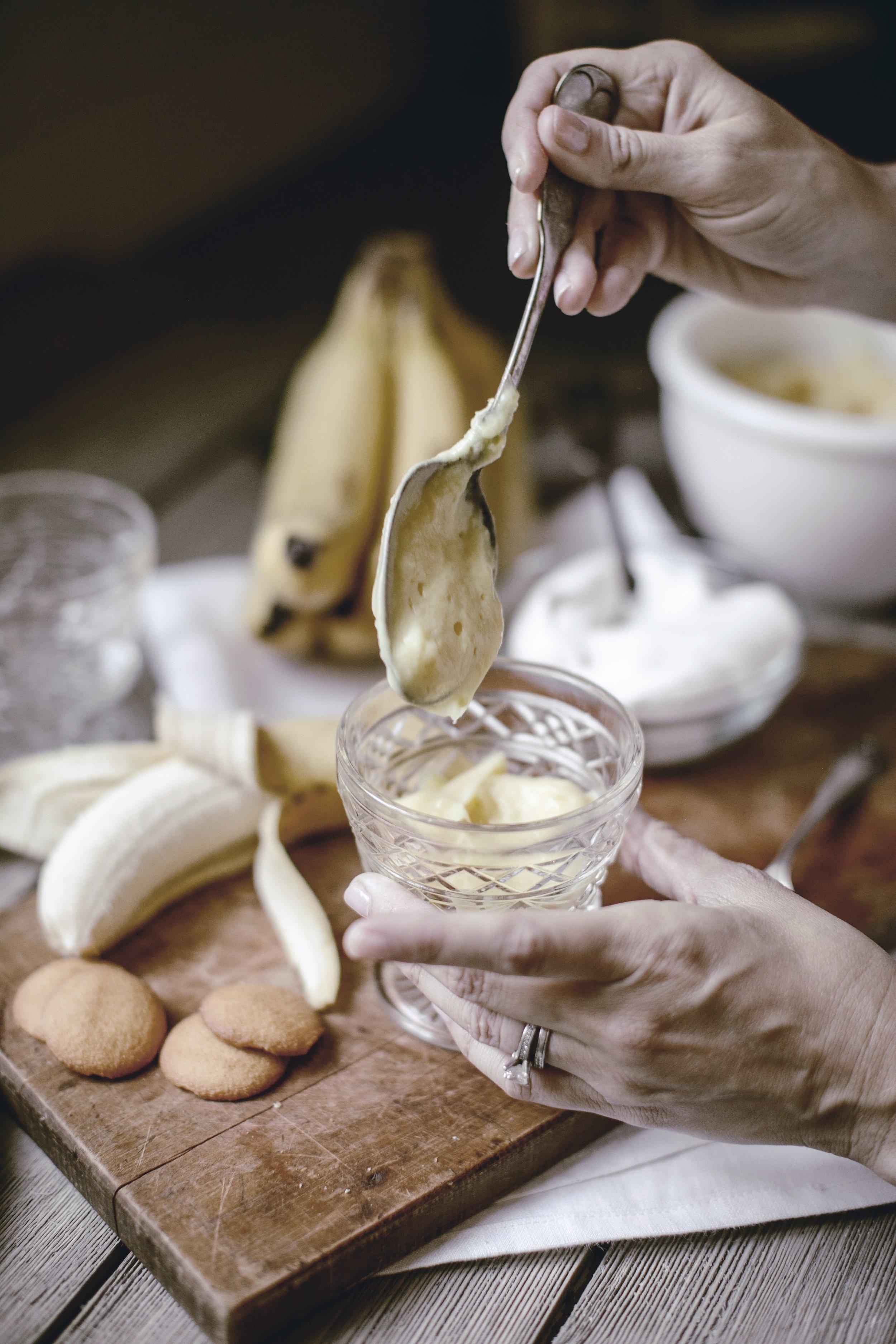 classic banana pudding