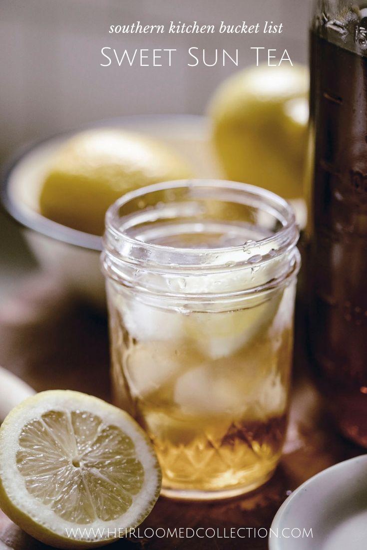 sun tea pinterest