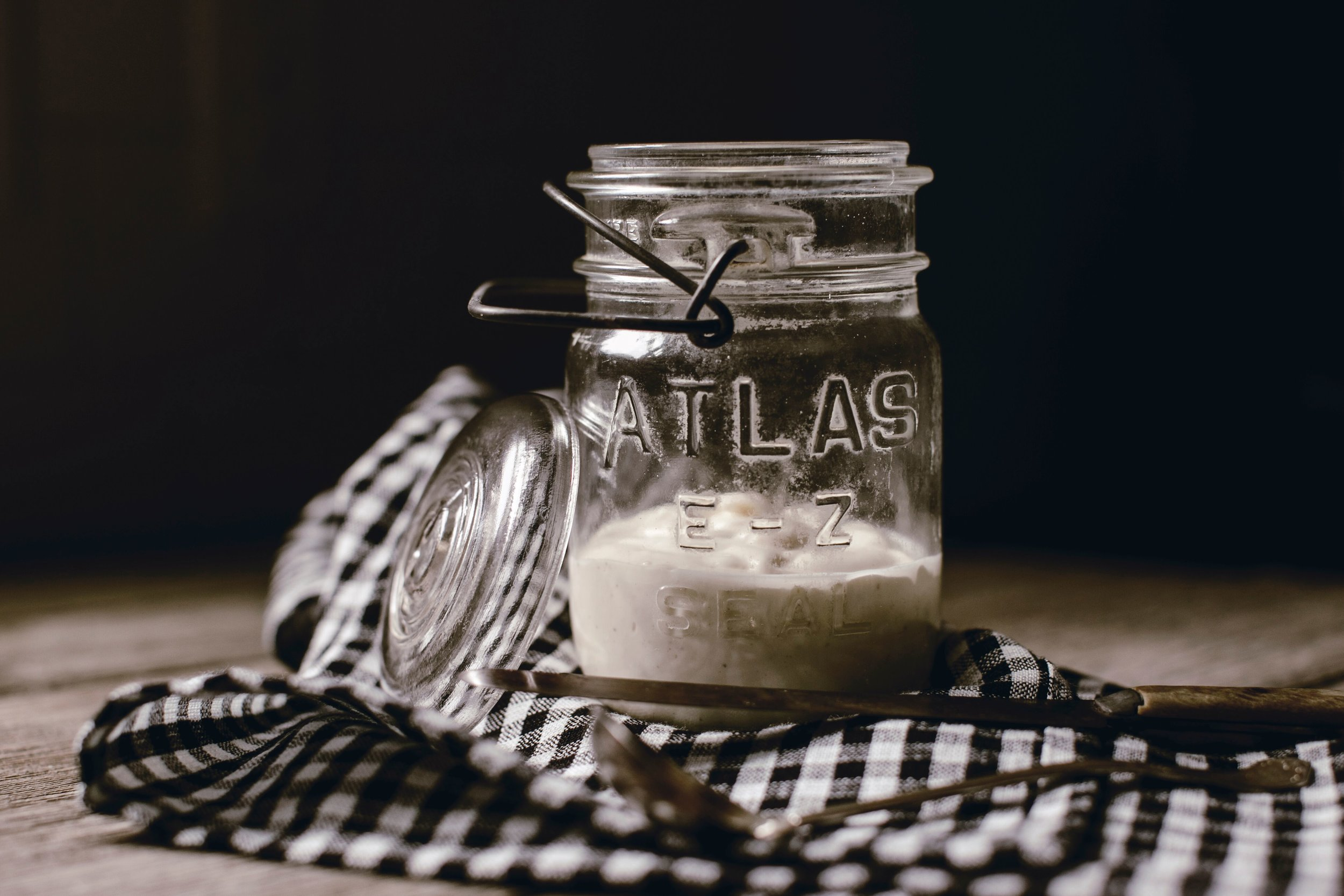 Alabama White Sauce by heirloomed