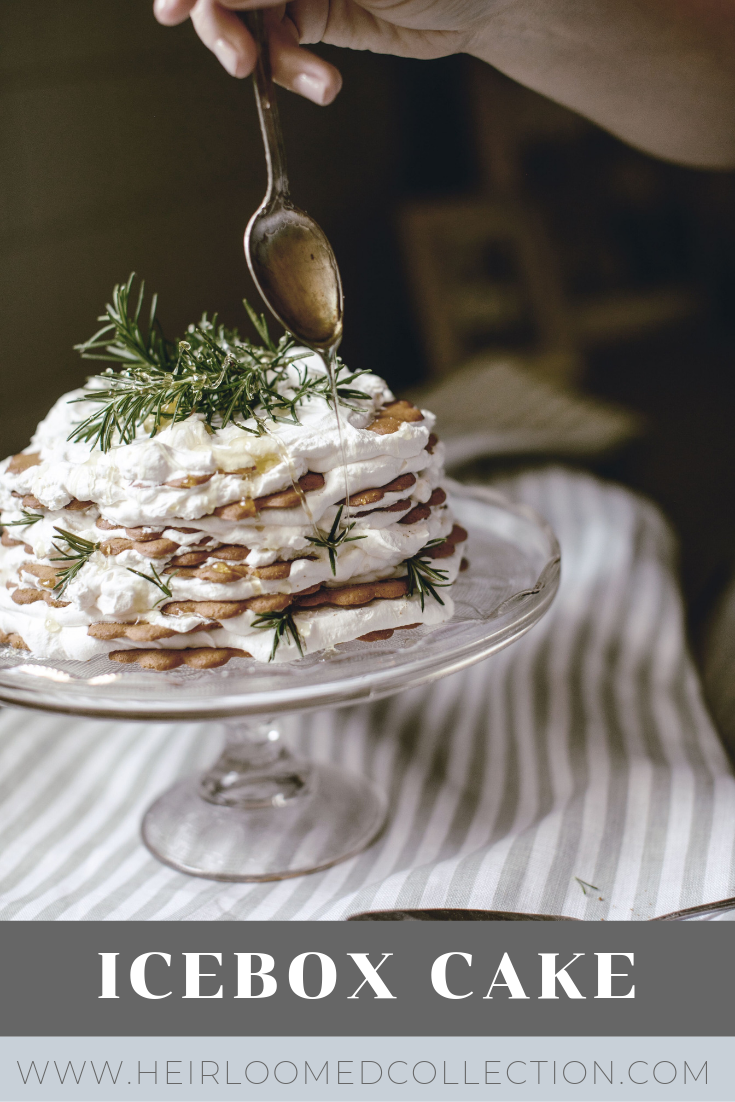 Icebox Cake by Heirloomed