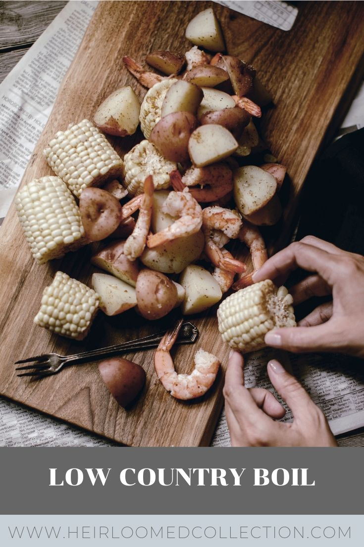 Low Country Boil by heirloomed
