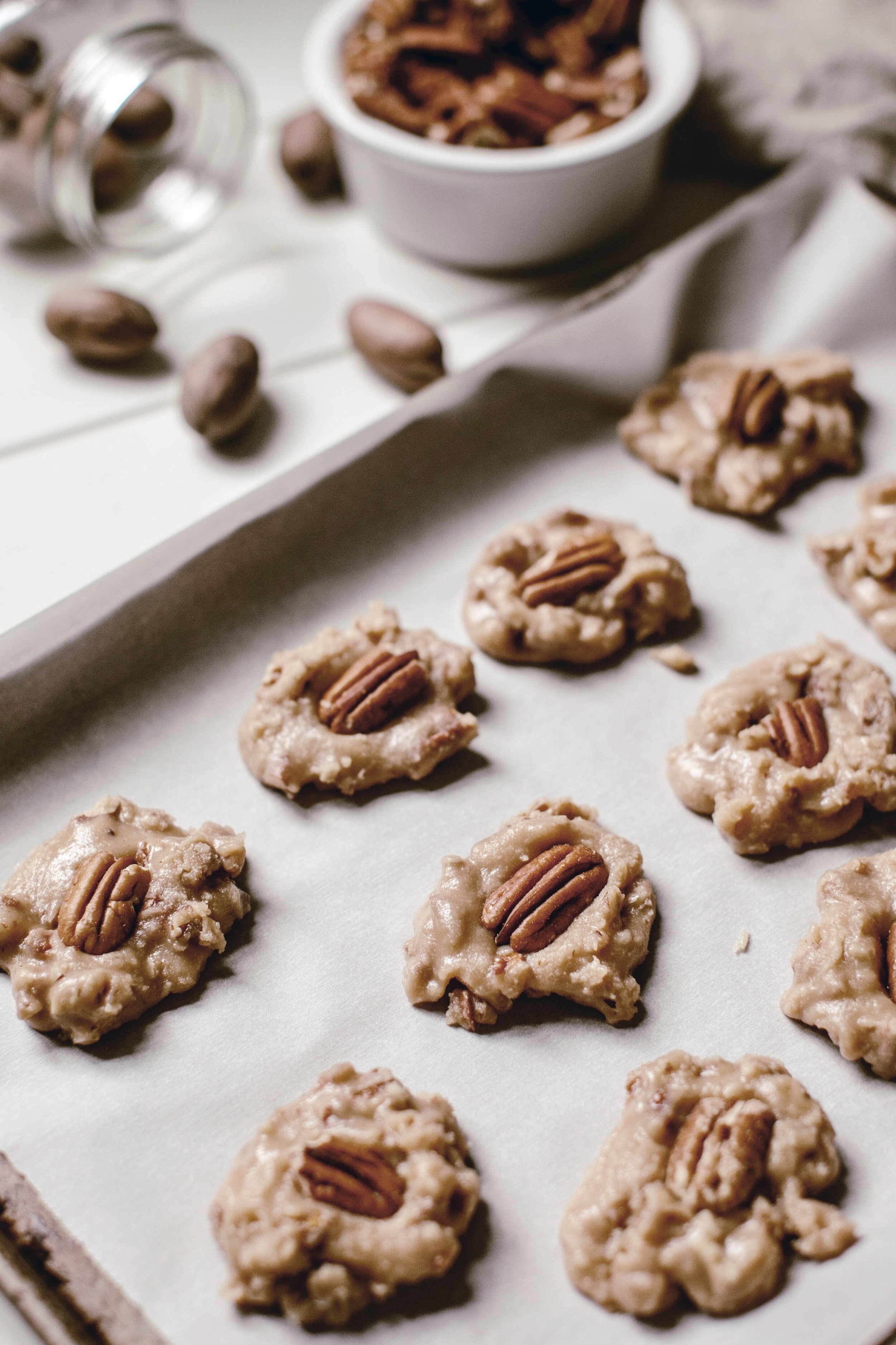 pralines by heirloomed