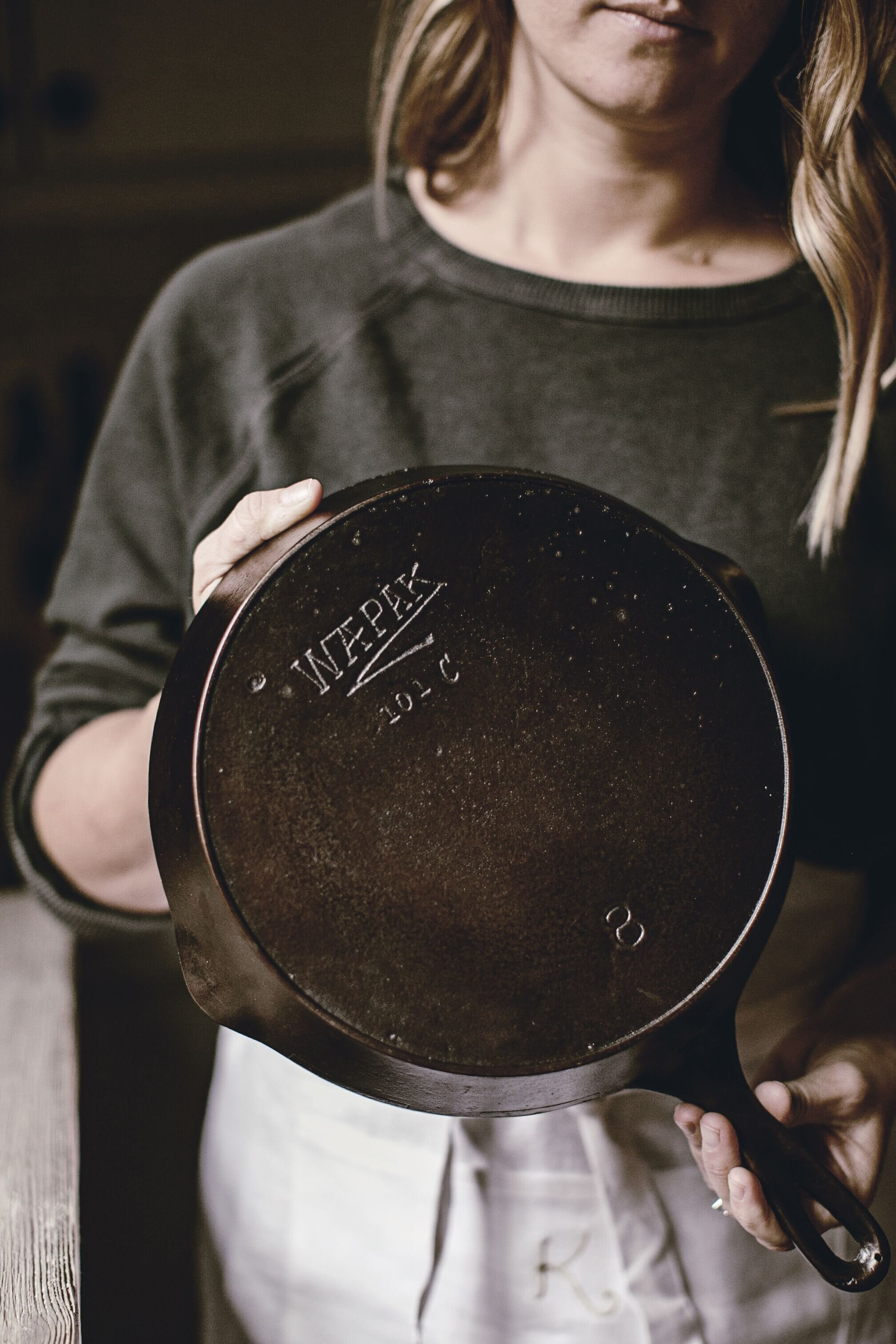 cast iron cooking by heirloomed