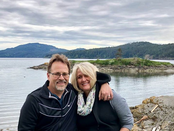 Last weekend, lucky enough to take my wife to Orcas Island and part of her birthday celebration!