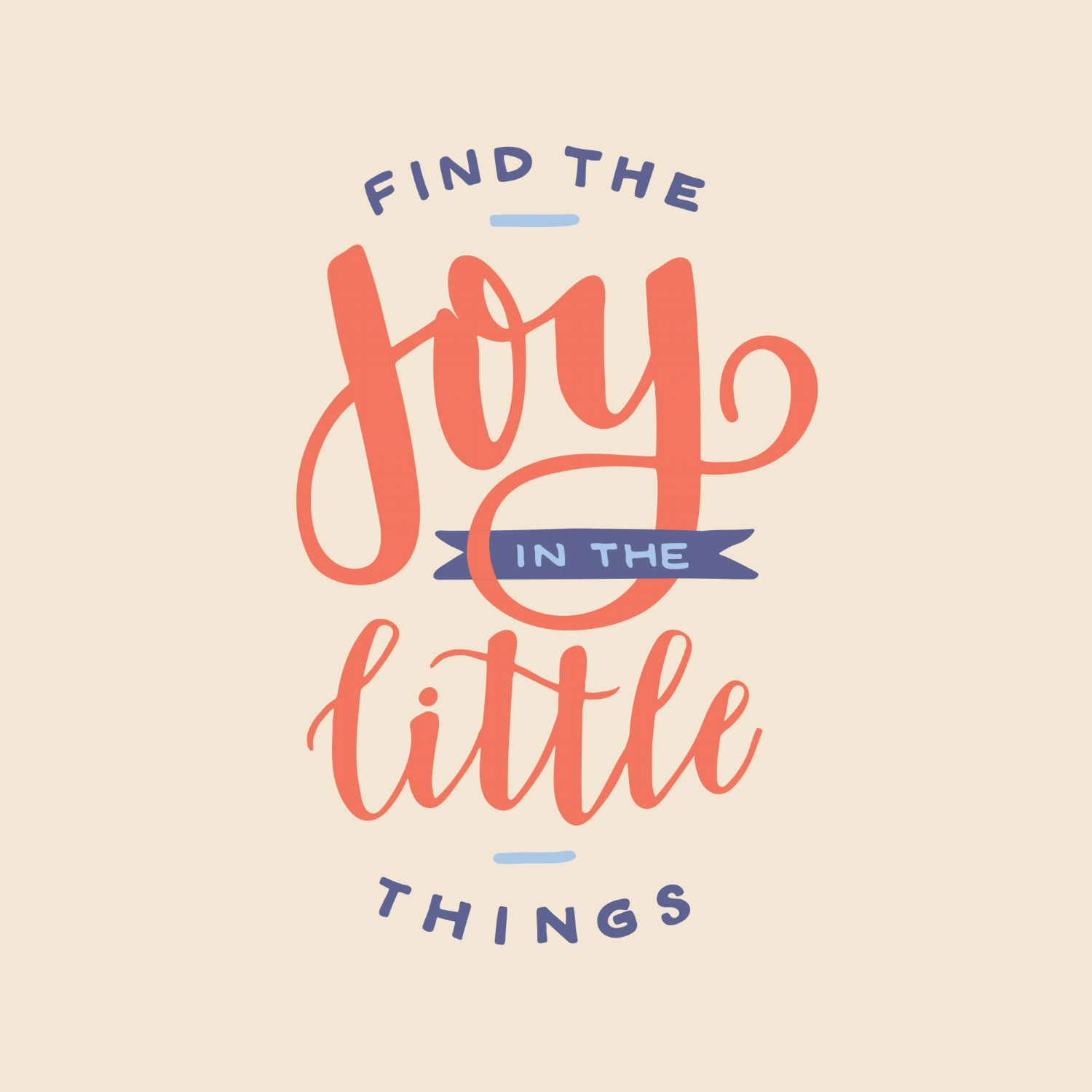 """Find the joy in the little things"" submitted by @mindfulmediakc"