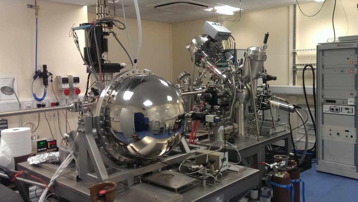 The Science City Photoemission Lab at University of Warwick