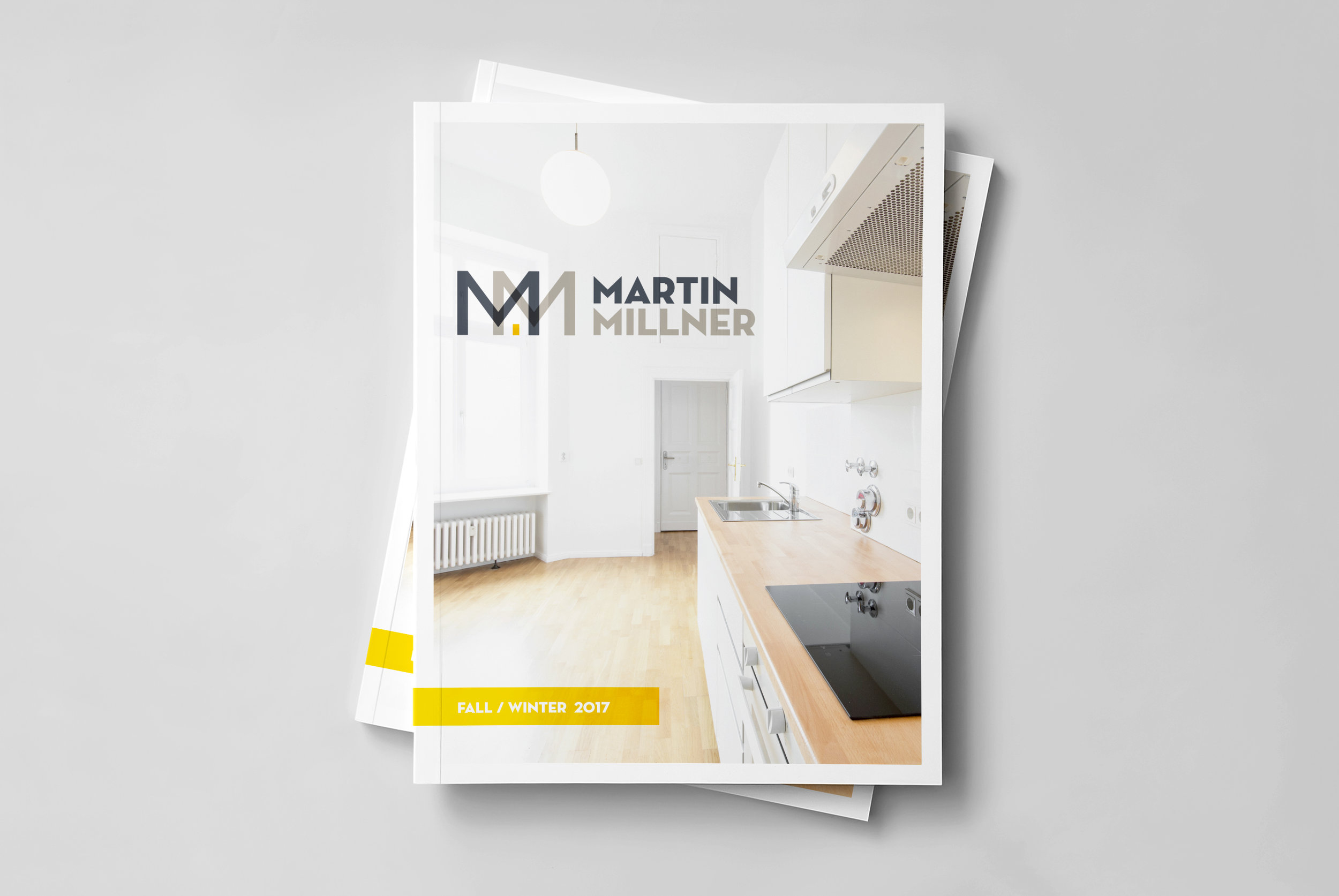 Martin Millner client work was created for FZ Creative