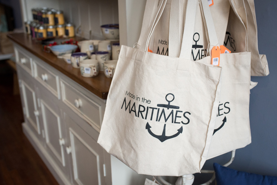 It was opening day for Made in the Maritimes on Young Street in the Hydrostone.