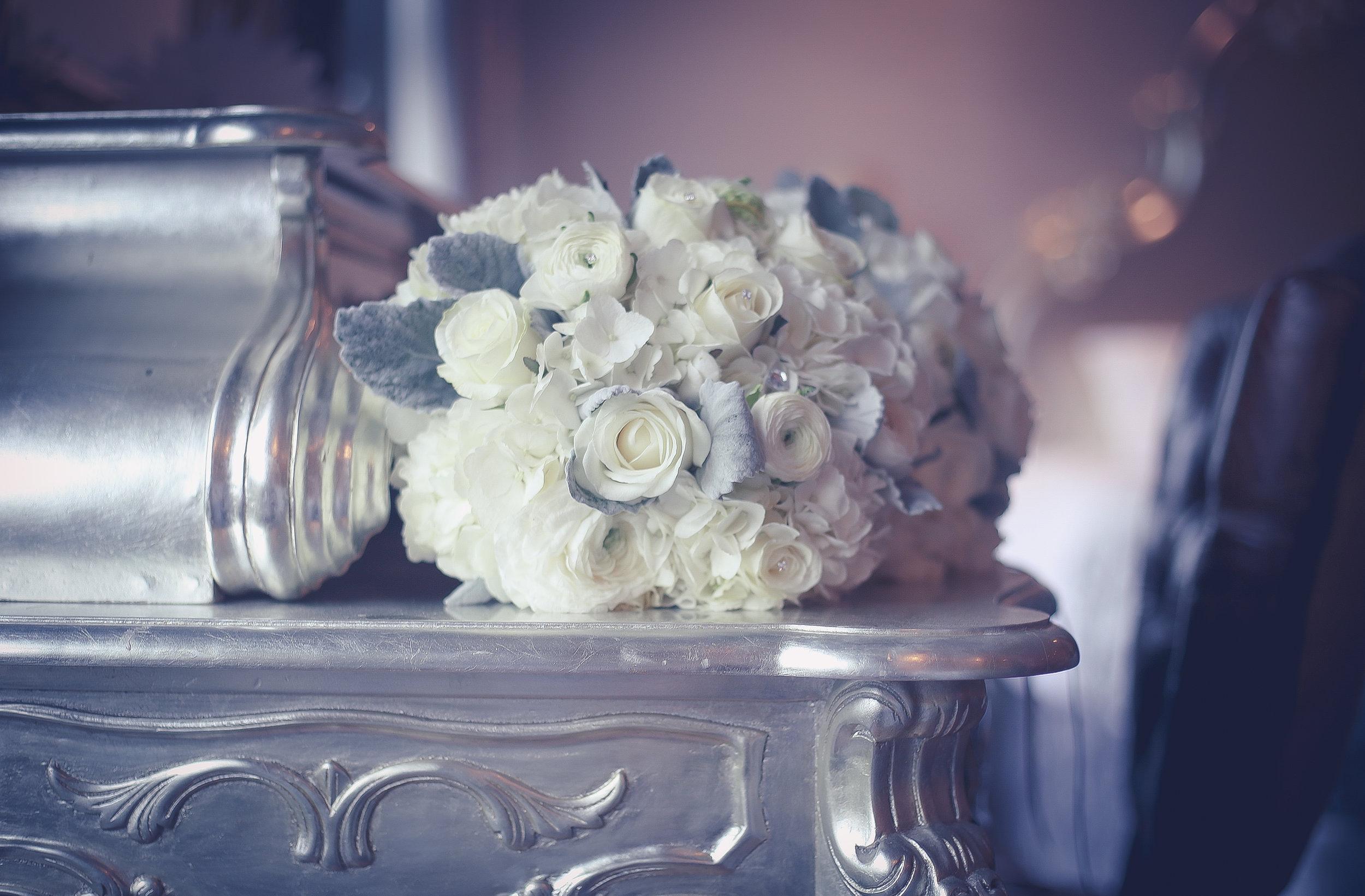 Bridal Flowers by Norwegian wood