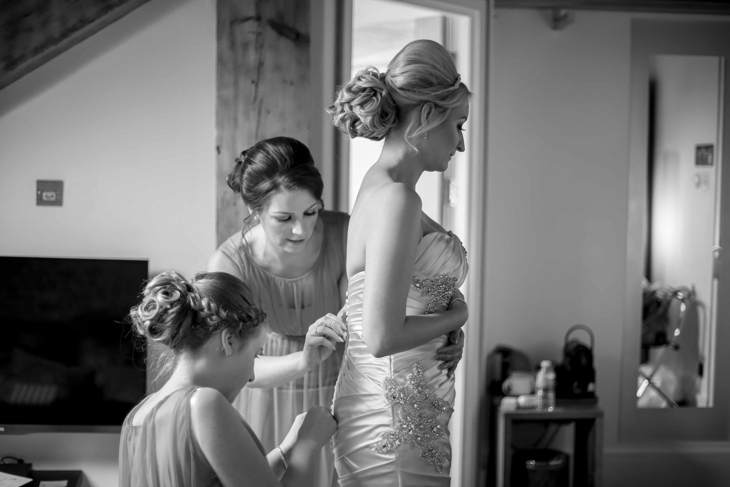 Wedding photos at the hope street hotel