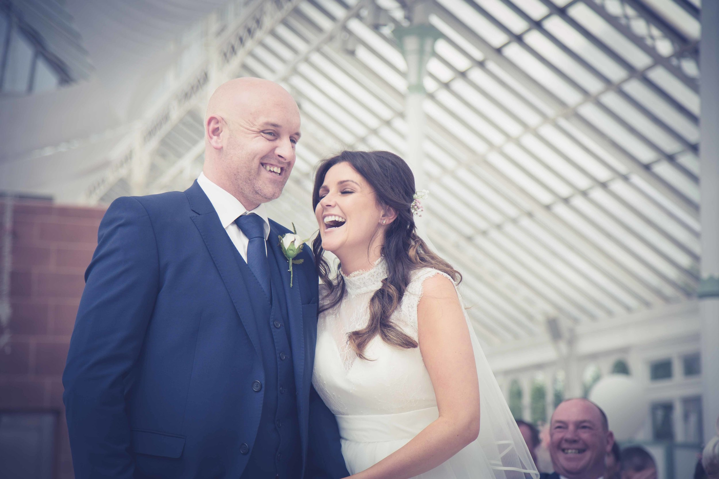 Wedding ceremony Isla Gladstone