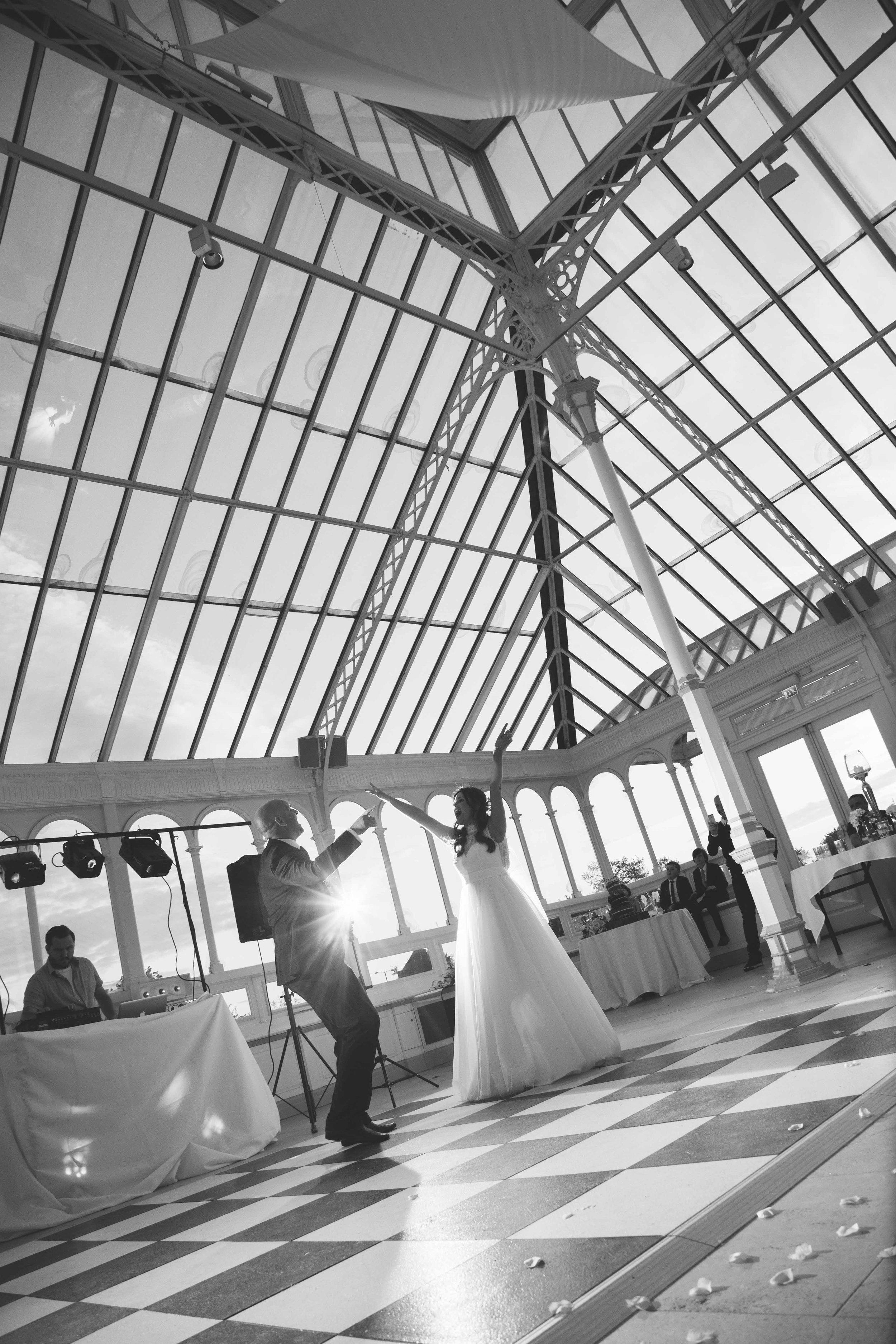 First wedding dance Isla Gladstone