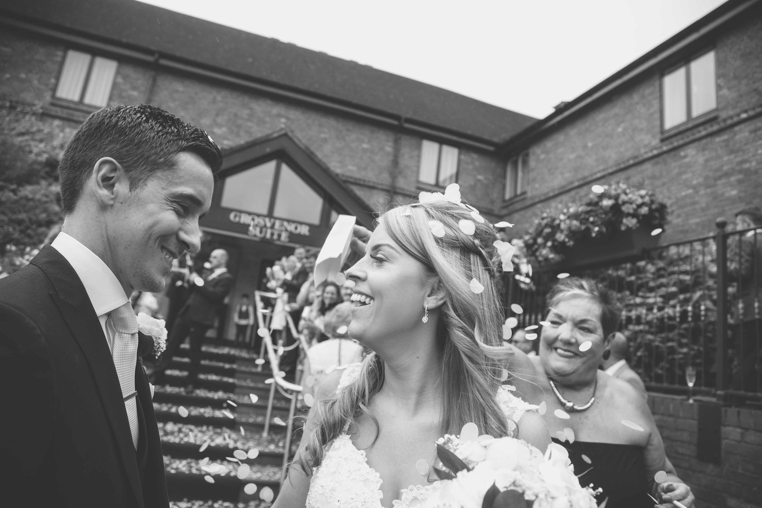 Wedding Photography at the Grosvenor Pulford