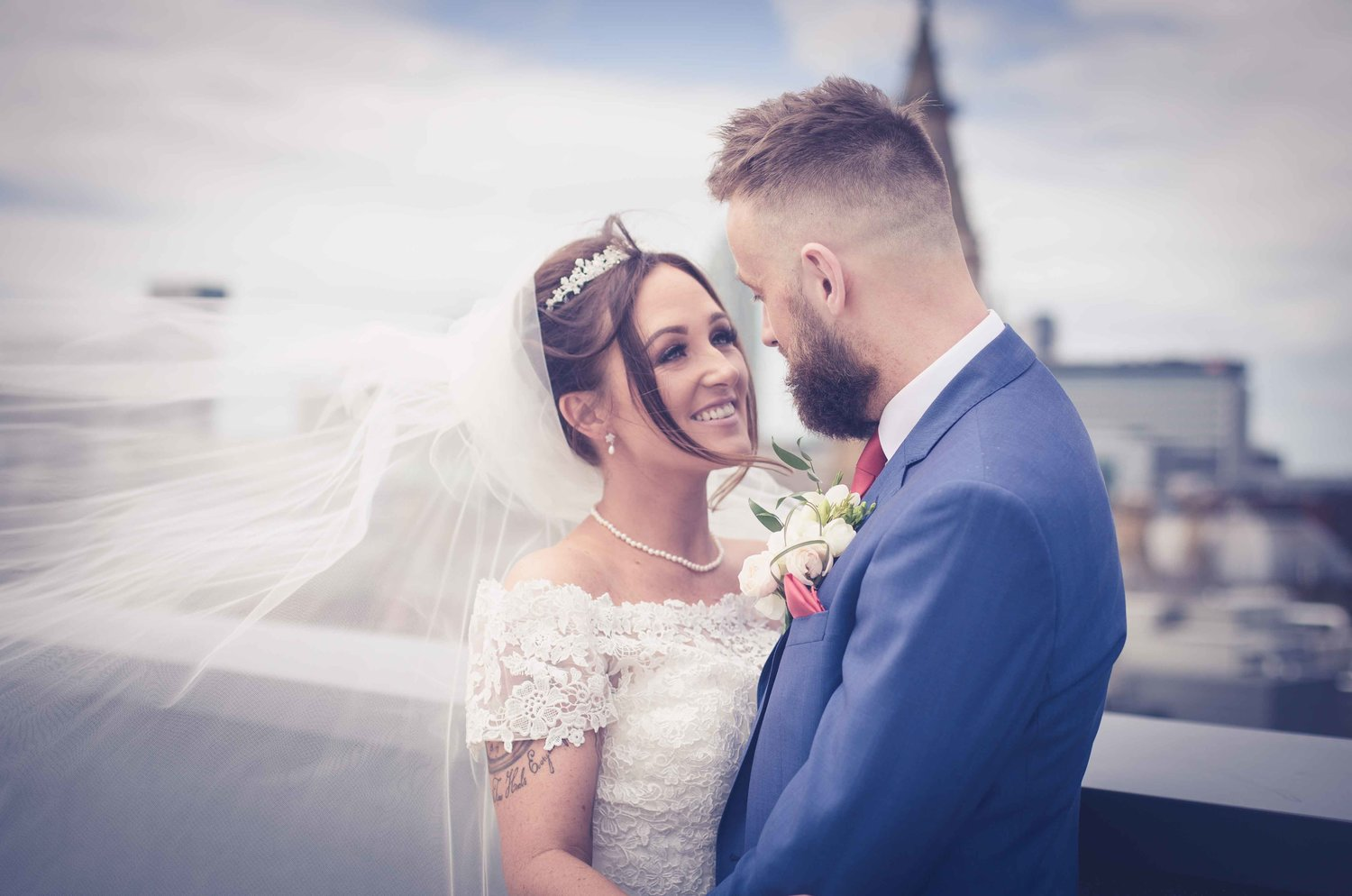 Wedding Photography at the Shankly Hotel