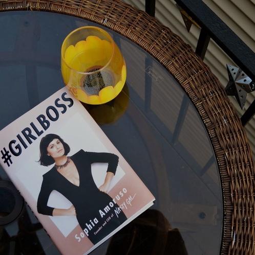 BOOK CLUB: #GIRLBOSS