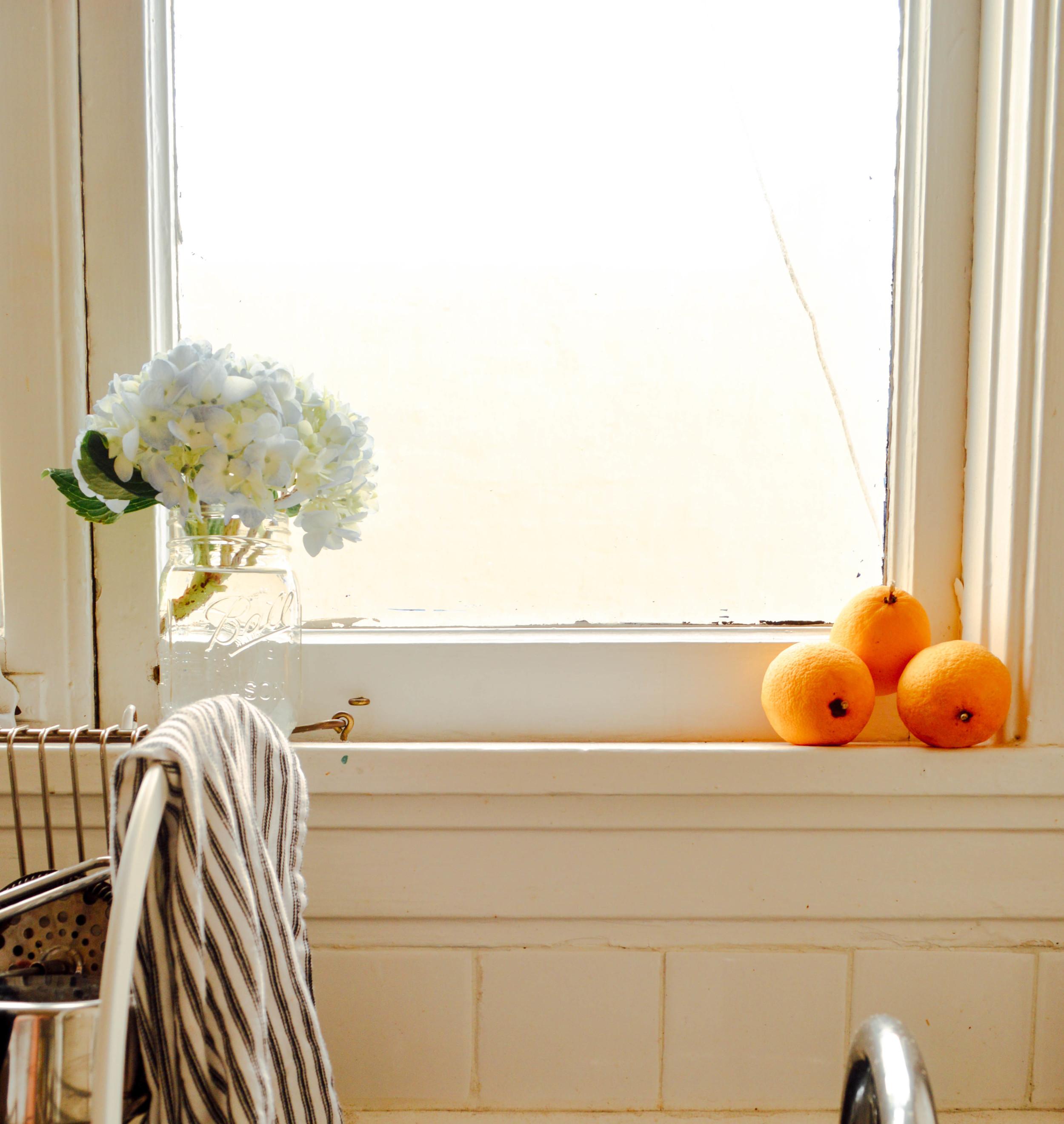 peaceful kitchen