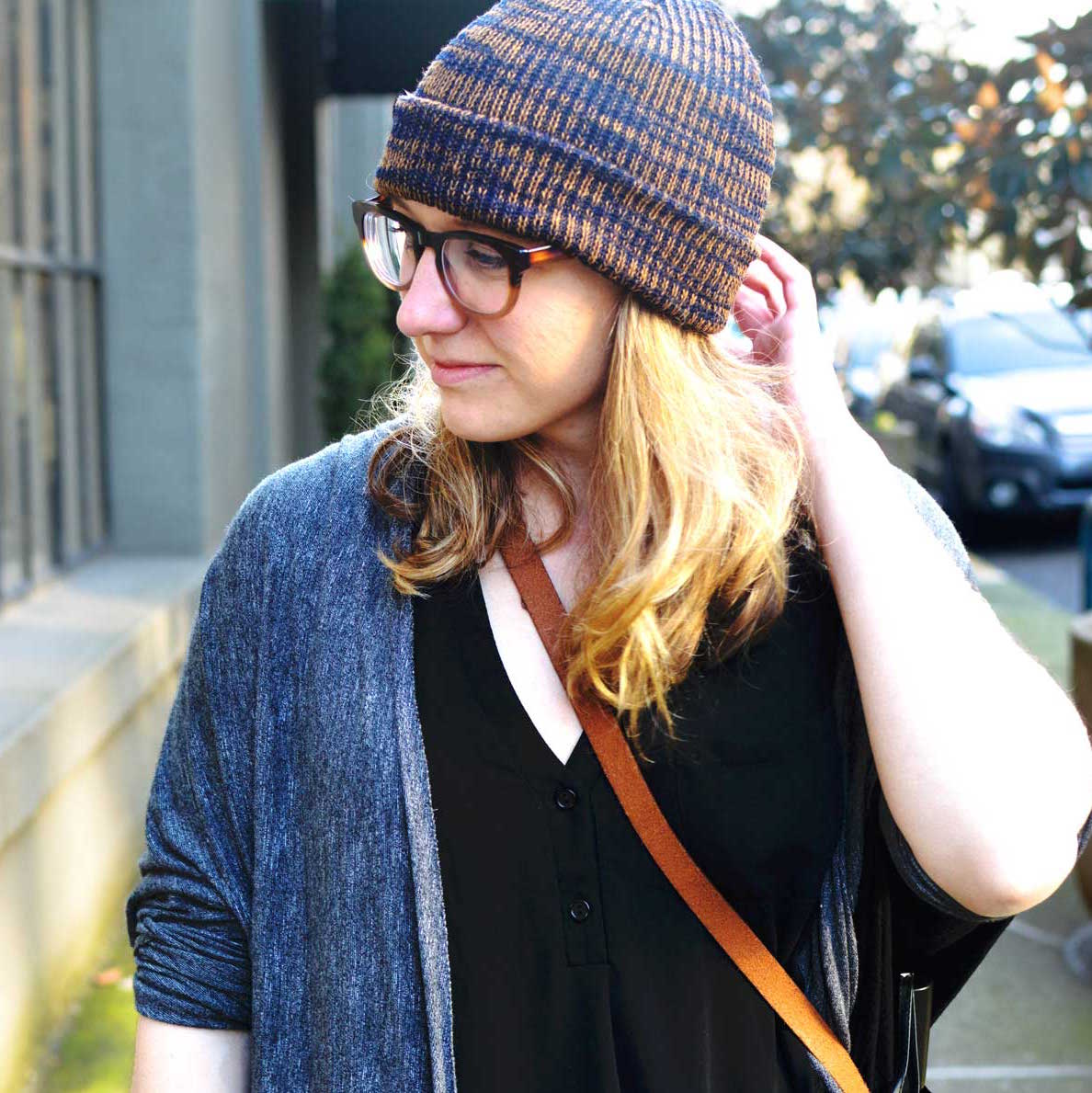 BEANIE AND SNEAKS: KEEPING IT WEIRD IN PORTLAND