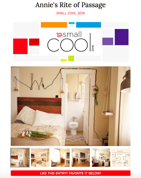 Small Cool 2016