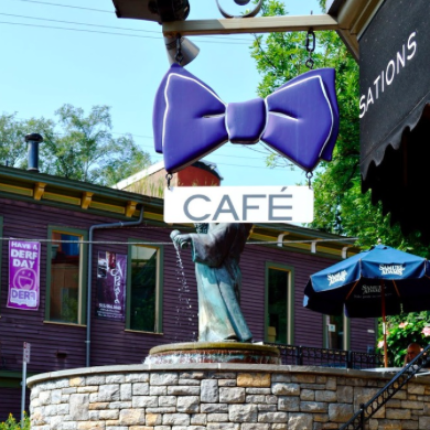 BOW TIE CAFE