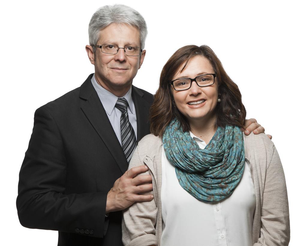 Pastor André e France Dutra